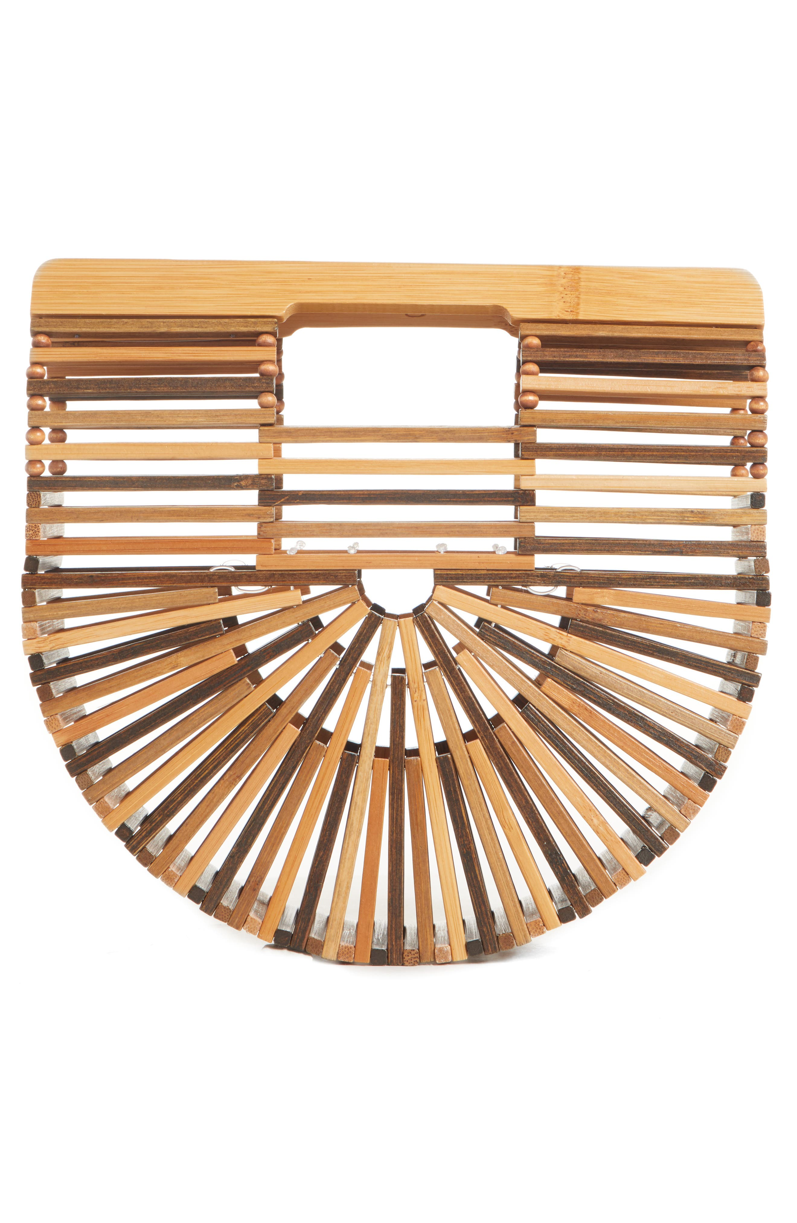 Mini Ark Handbag,                             Alternate thumbnail 3, color,                             MULTI