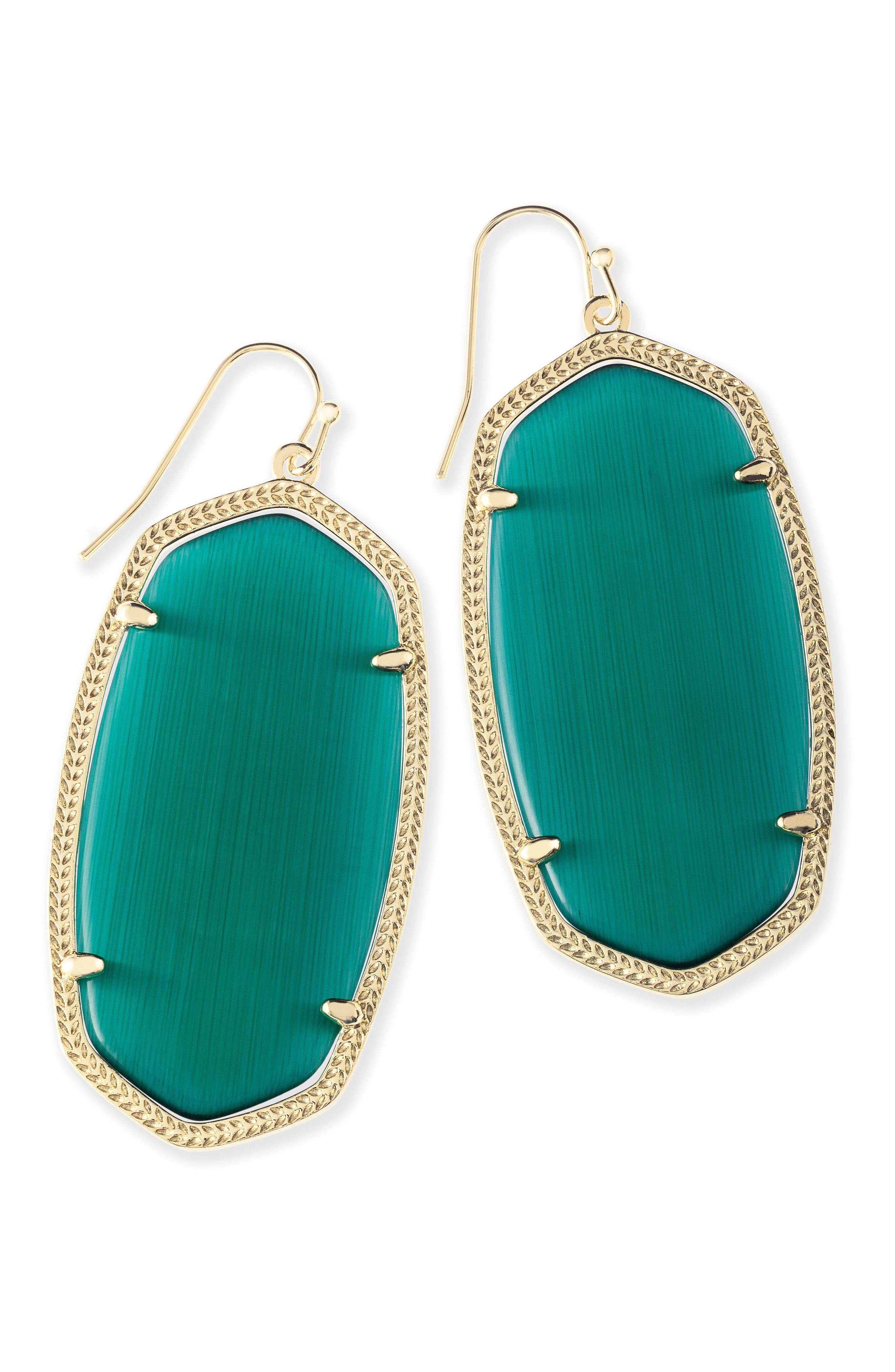 Danielle - Large Oval Statement Earrings,                             Alternate thumbnail 99, color,