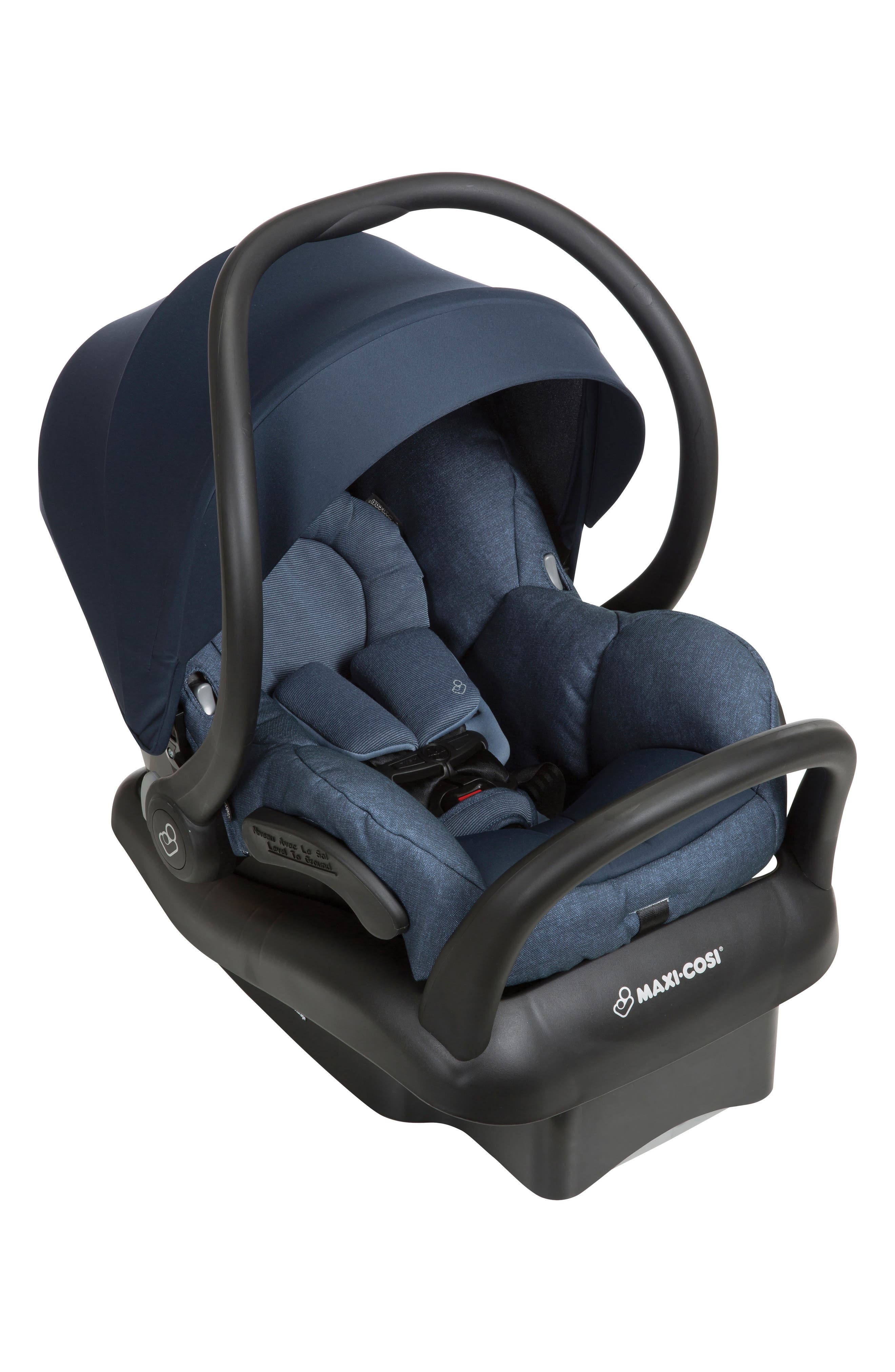 Infant MaxiCosi Mico Max 30 Nomad Collection Infant Car Seat Size One Size  Blue