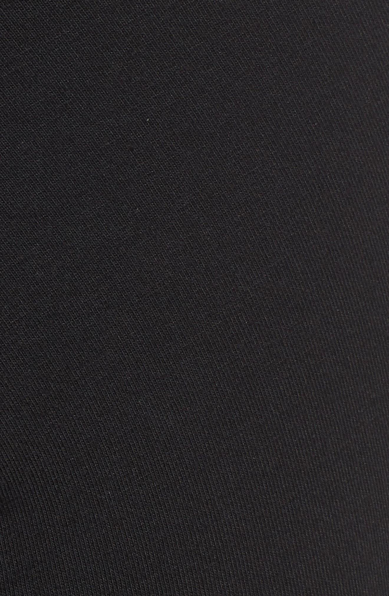Low Rise Trunks,                             Alternate thumbnail 5, color,                             BLACK/ GOLD