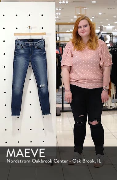 Nico Ankle Super Skinny Jeans, sales video thumbnail