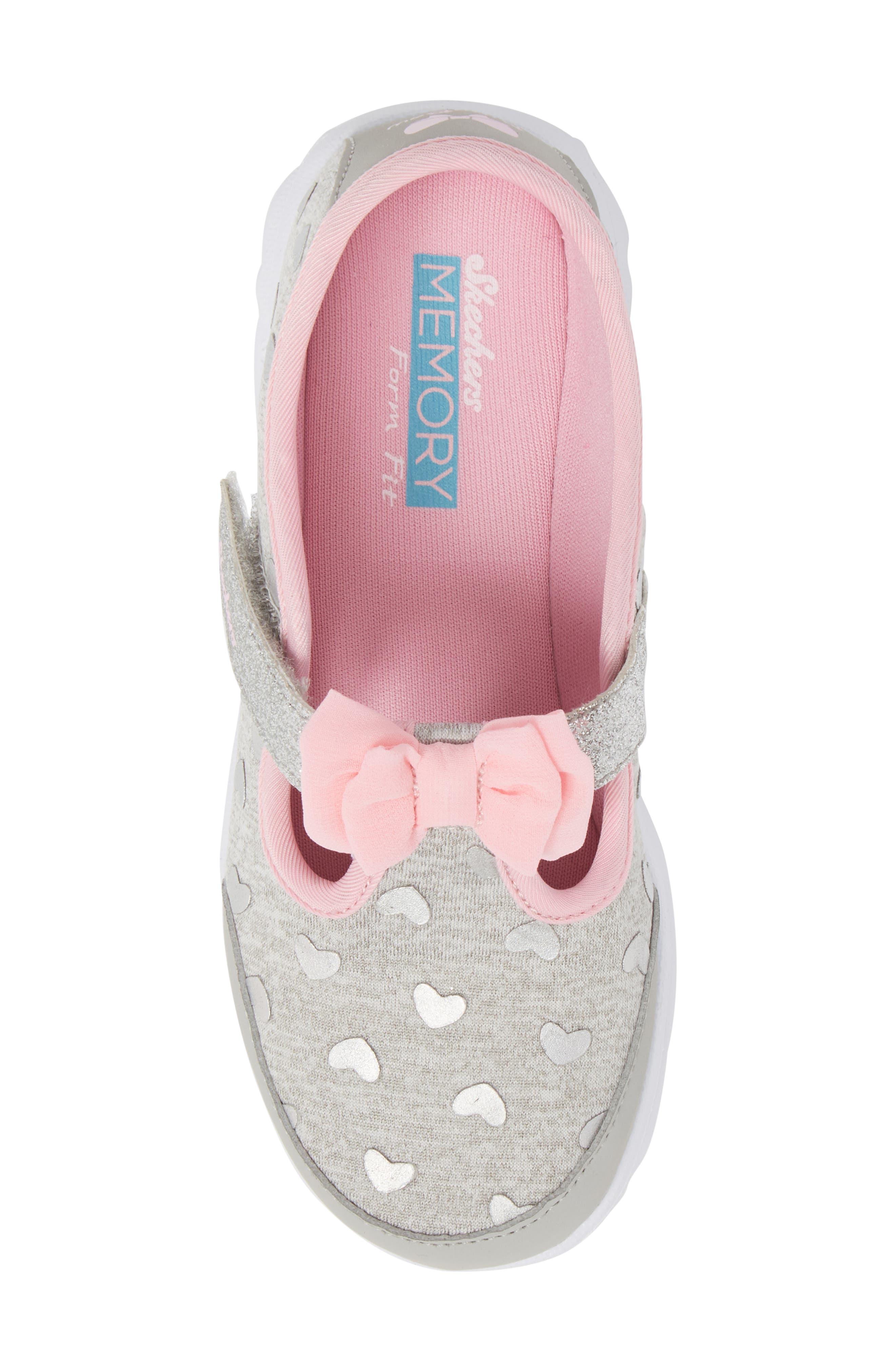 Go Walk Slip-On Sneaker,                             Alternate thumbnail 5, color,                             020