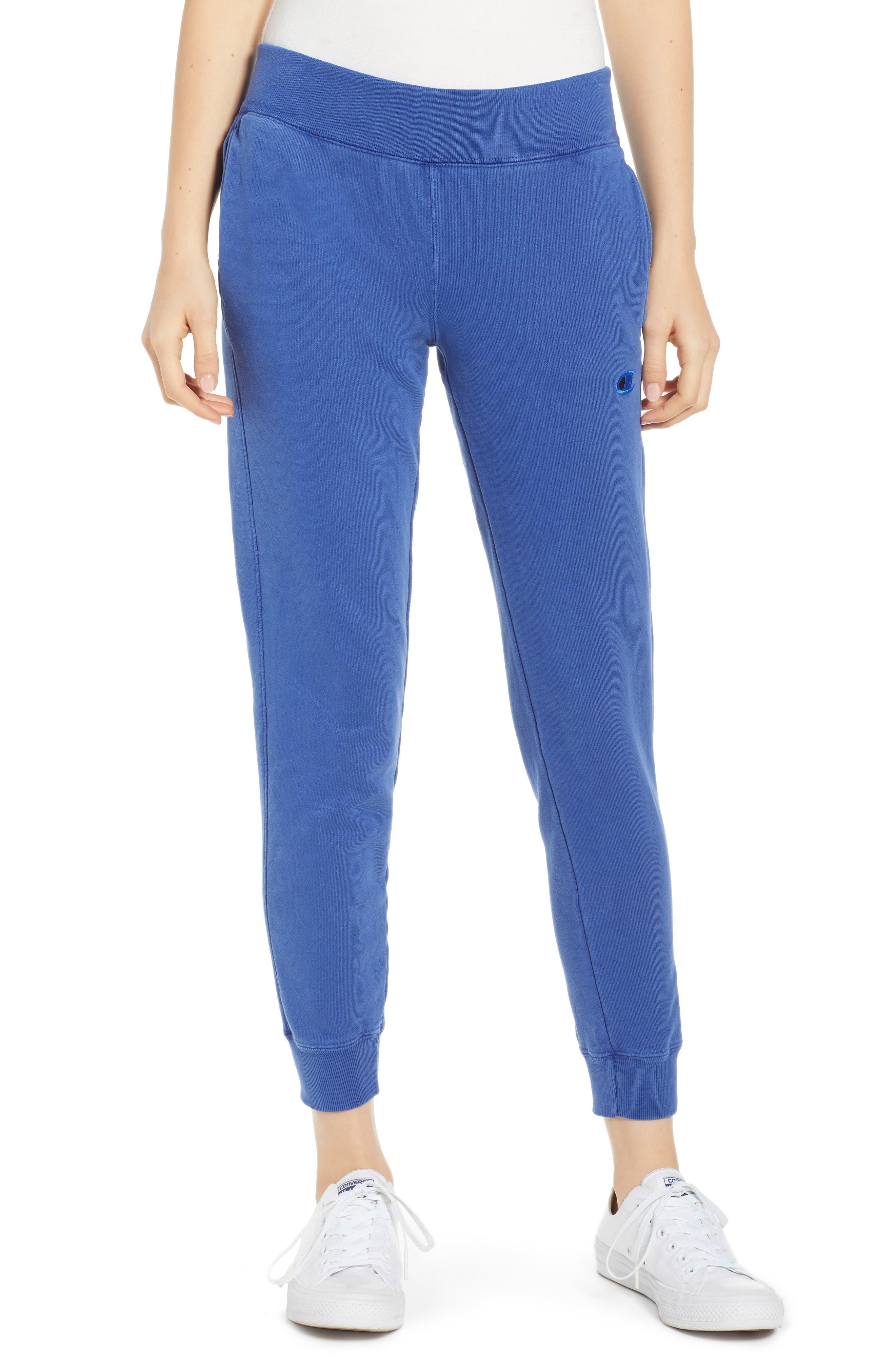 CHAMPION Garment Dyed Jogger Pants, Main, color, 400