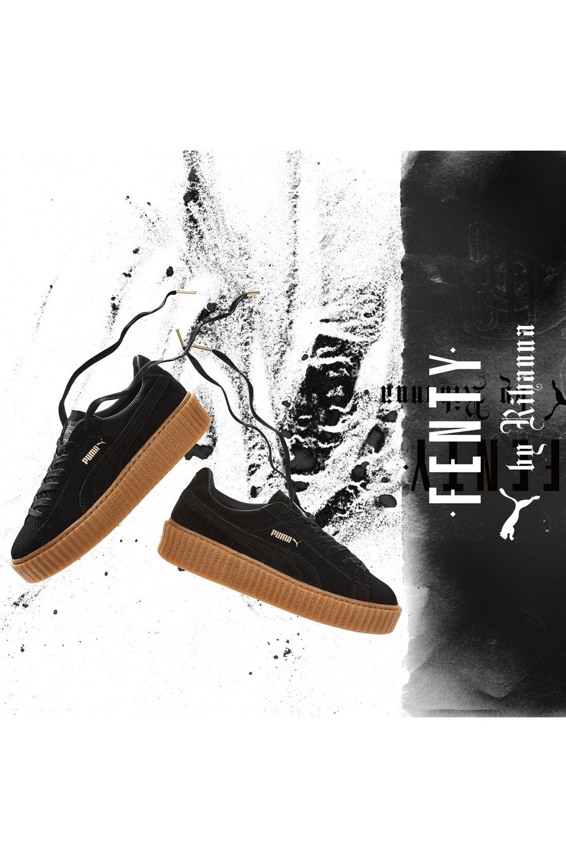 FENTY PUMA by Rihanna Creeper Sneaker,                             Alternate thumbnail 62, color,