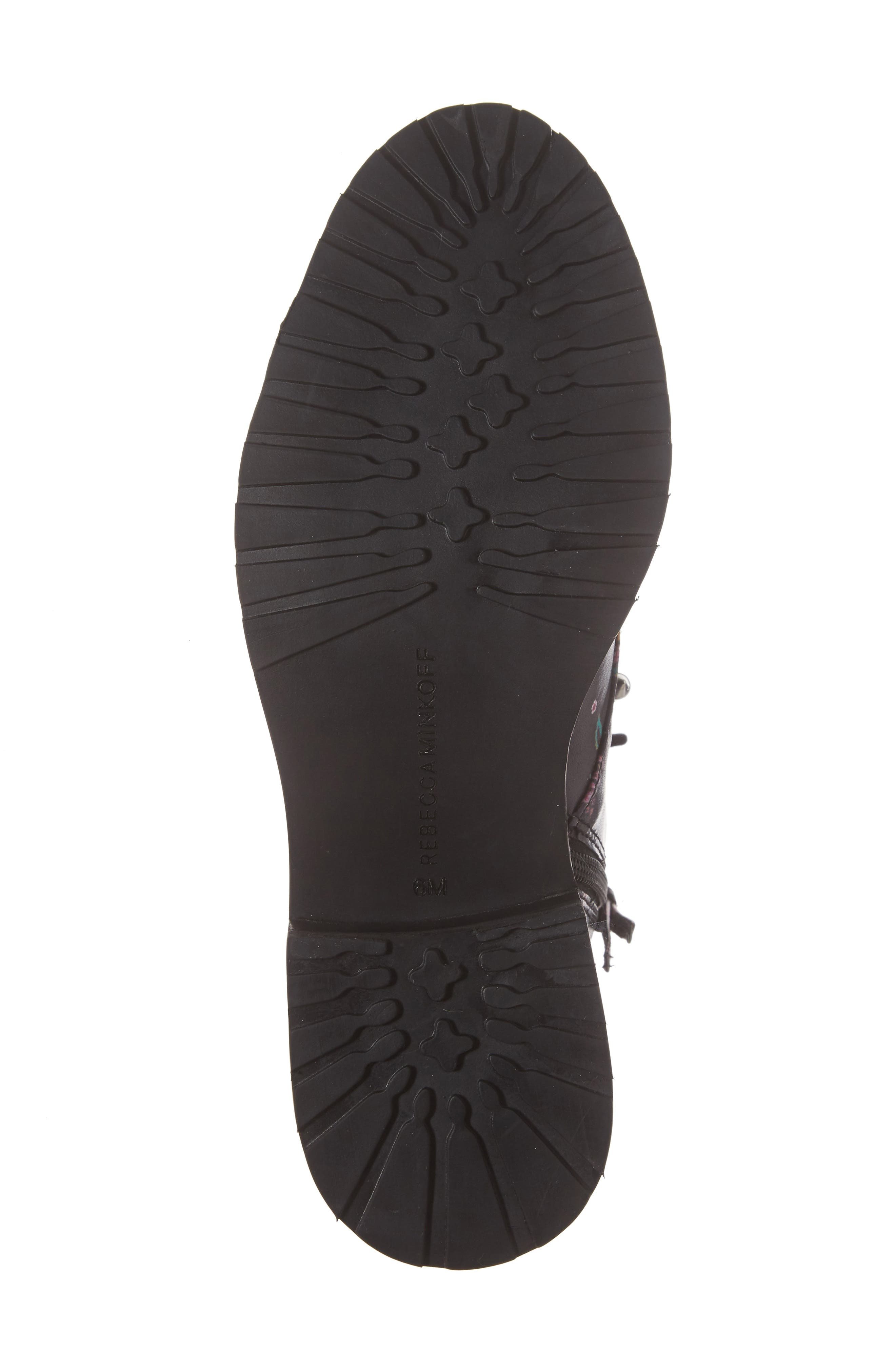 Gerry Lace-Up Boot,                             Alternate thumbnail 6, color,                             001