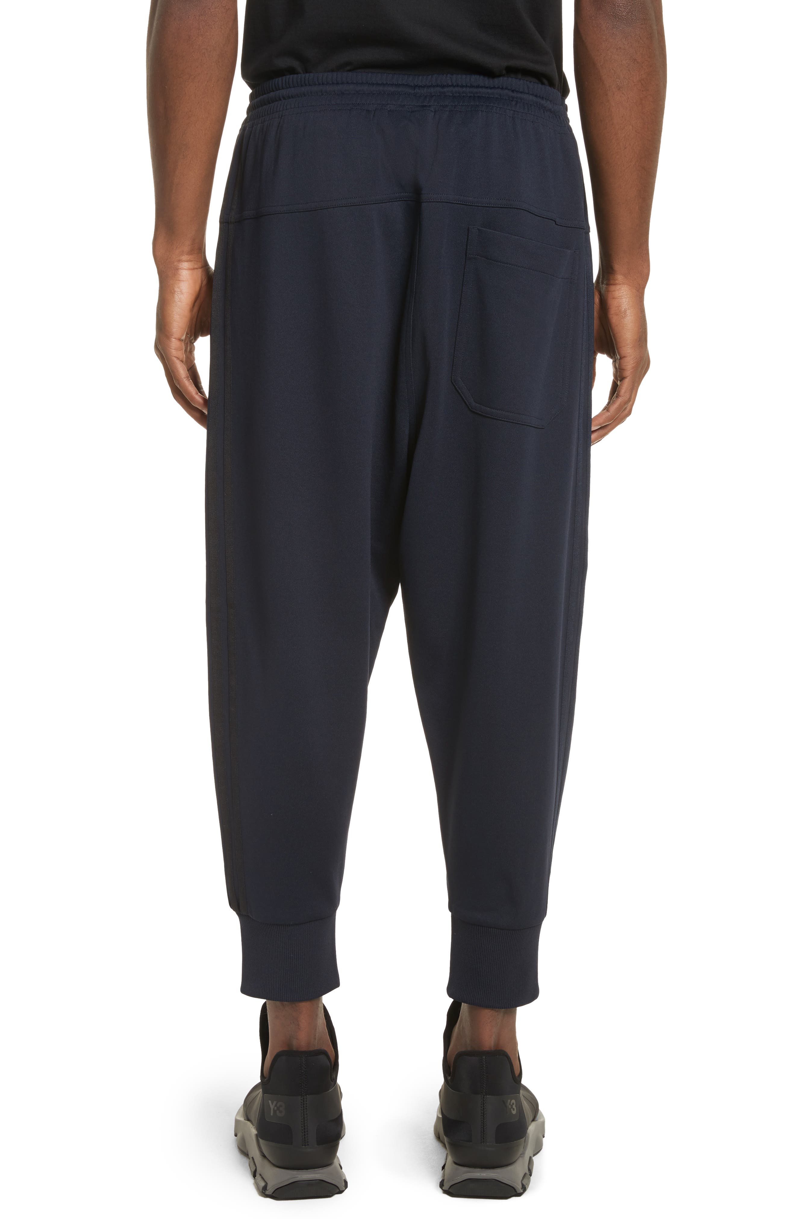 x adidas Cropped Track Pants,                             Alternate thumbnail 2, color,