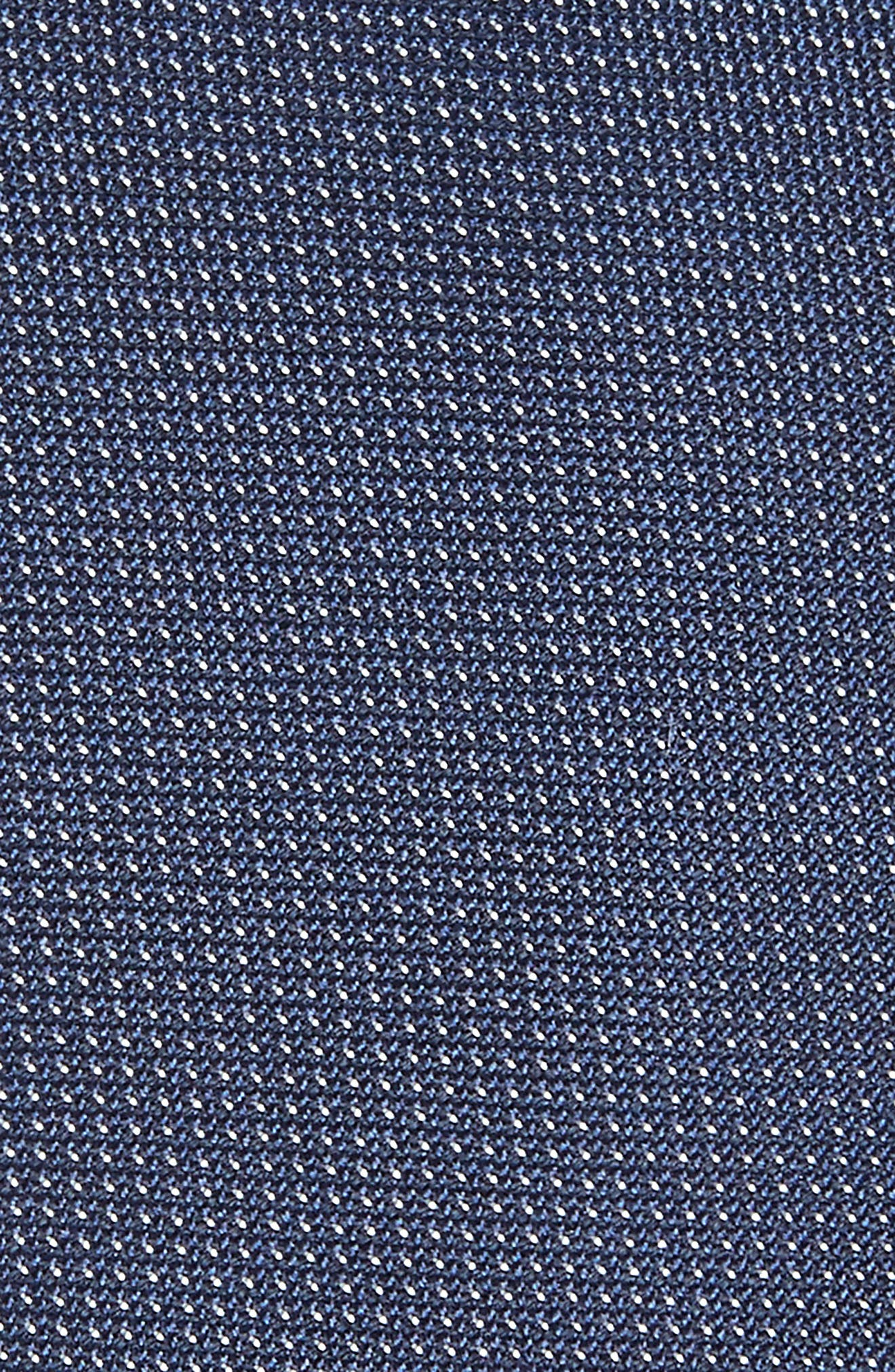 Eternity Unsolid Solid Silk Skinny Tie,                             Alternate thumbnail 2, color,                             411