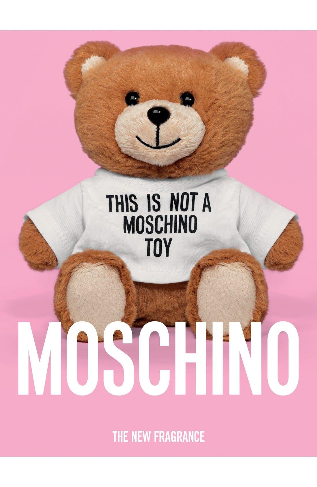 'Moschino Toy' Eau de Toilette,                             Alternate thumbnail 4, color,                             000