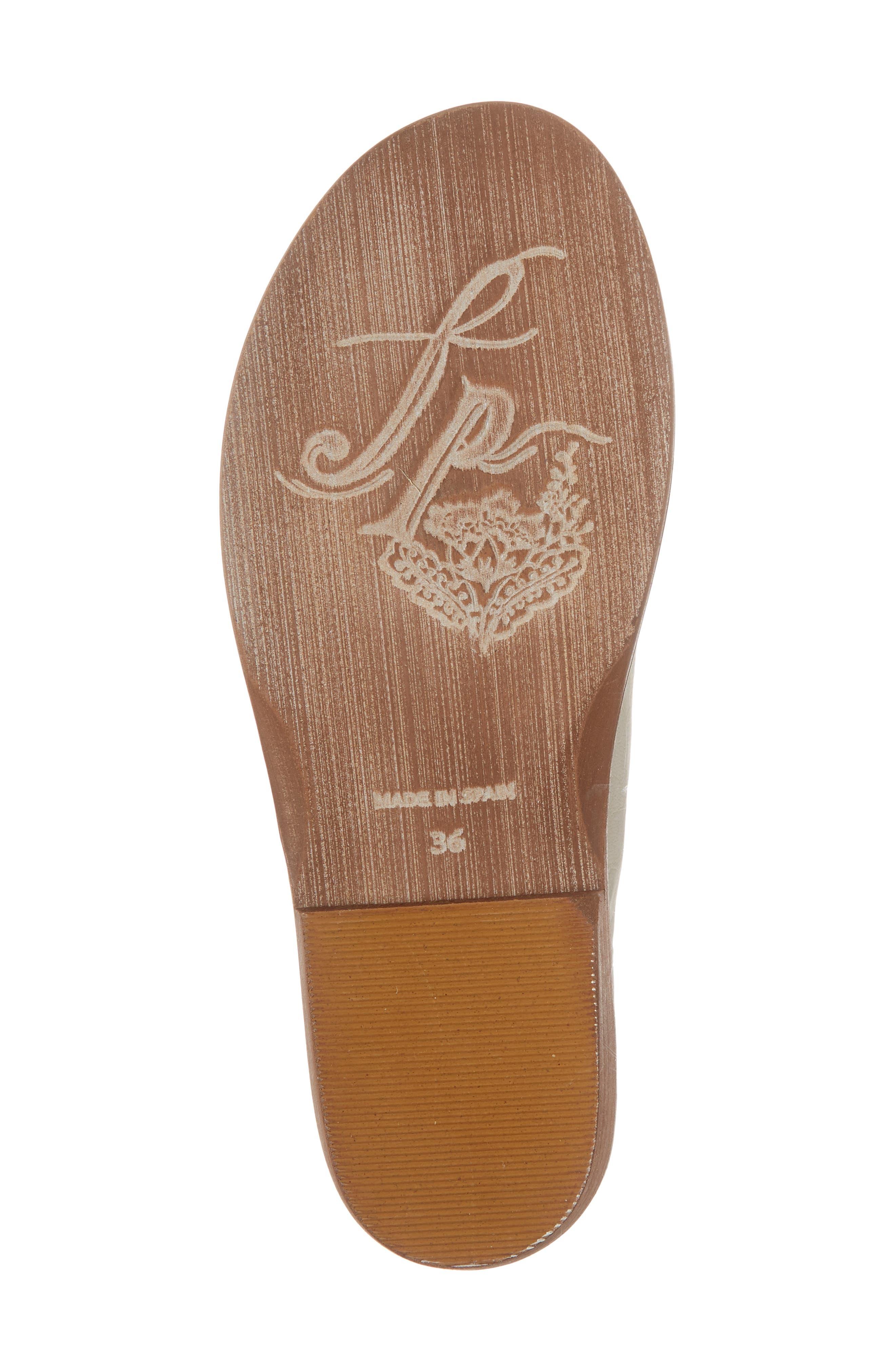 Palms Lace-Up Bootie Sandal,                             Alternate thumbnail 6, color,                             230