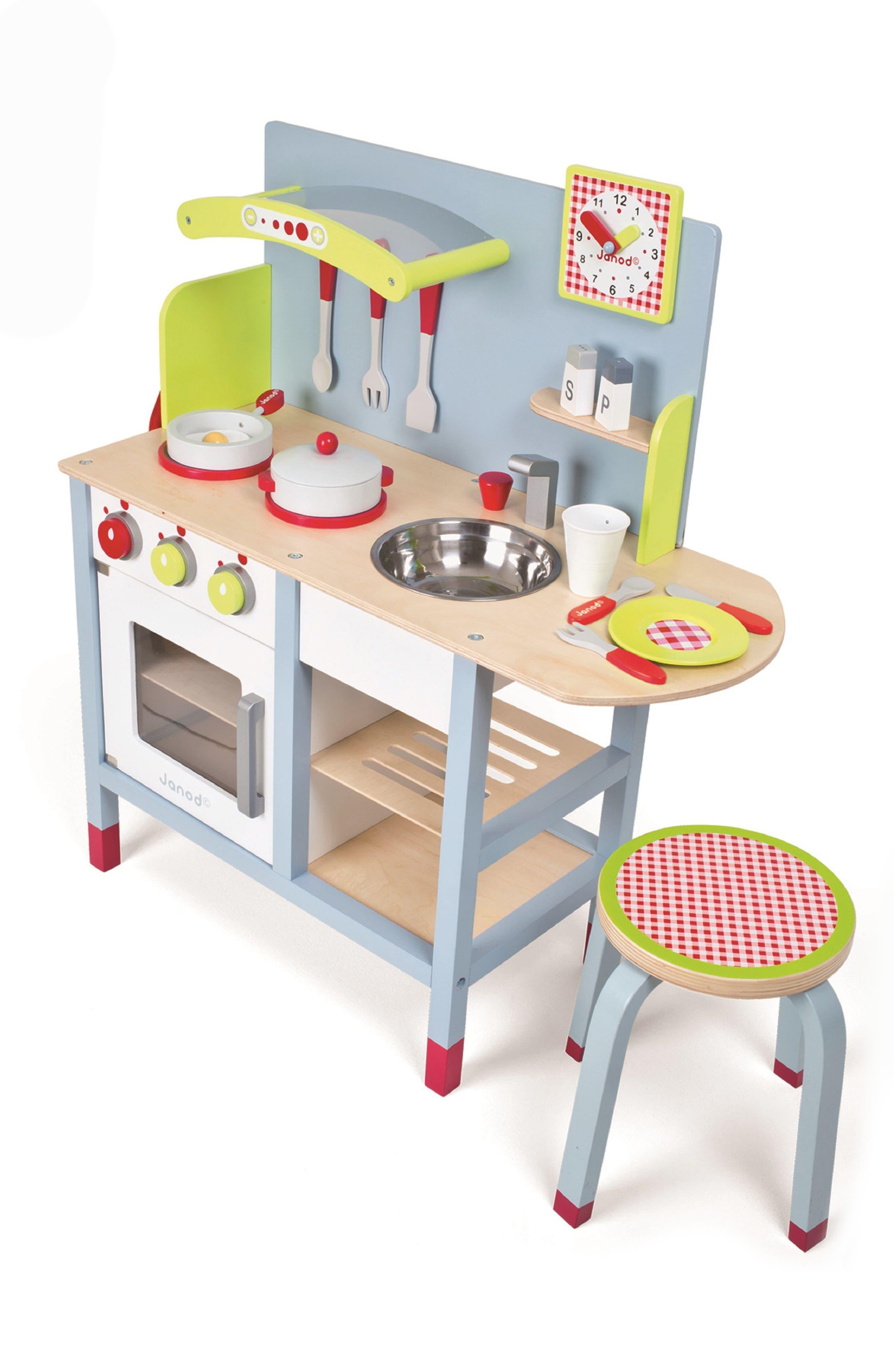 Kitchen Play Set,                             Alternate thumbnail 4, color,                             400