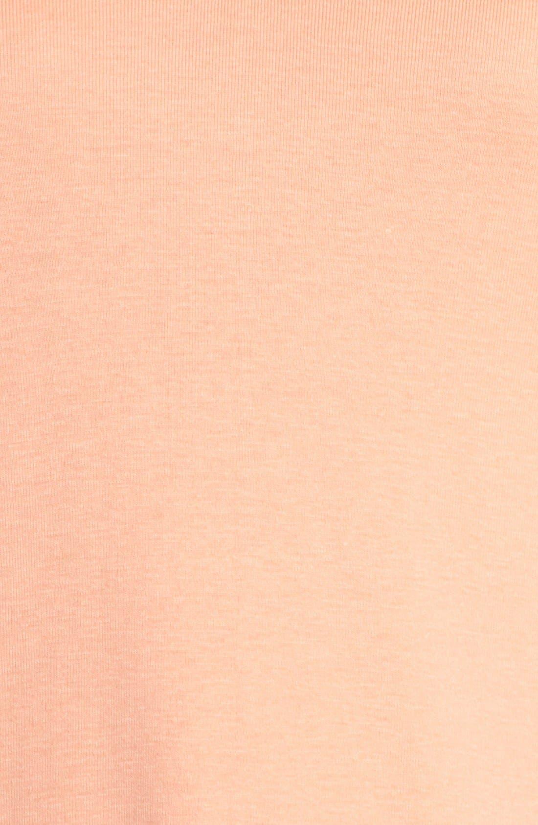 Short Sleeve V-Neck Tee,                             Alternate thumbnail 175, color,