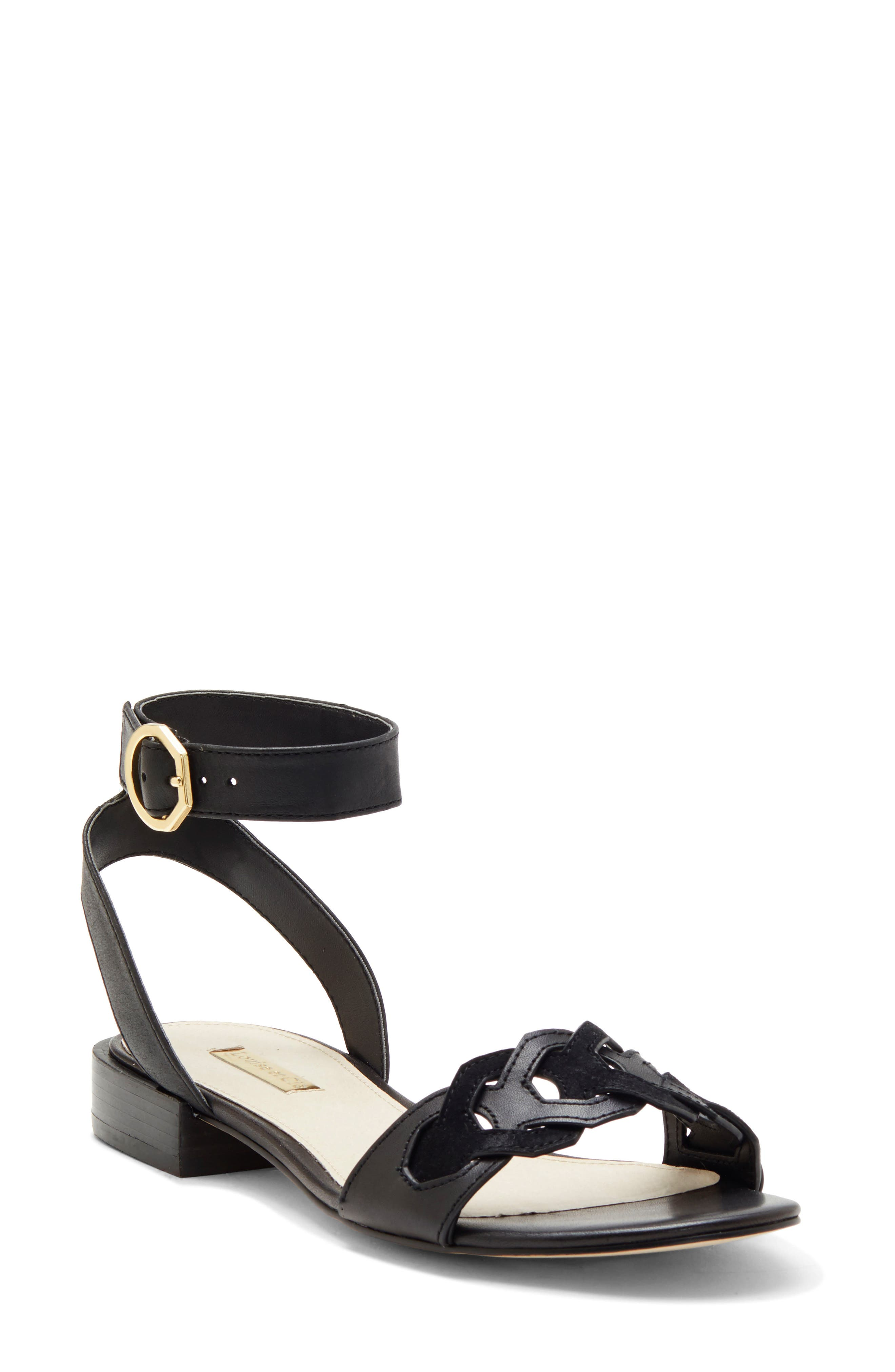 Arstan Ankle Strap Sandal by Louise Et Cie