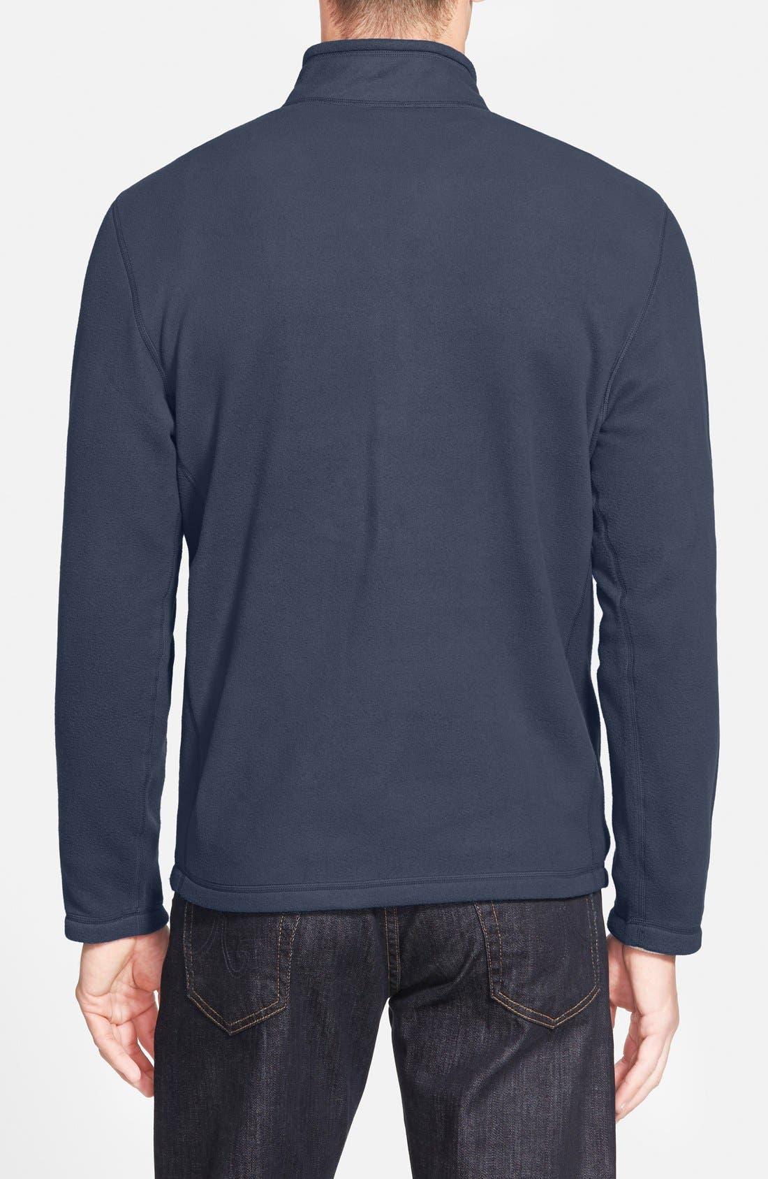 'TKA 100 Glacier' Quarter Zip Fleece Pullover,                             Alternate thumbnail 158, color,