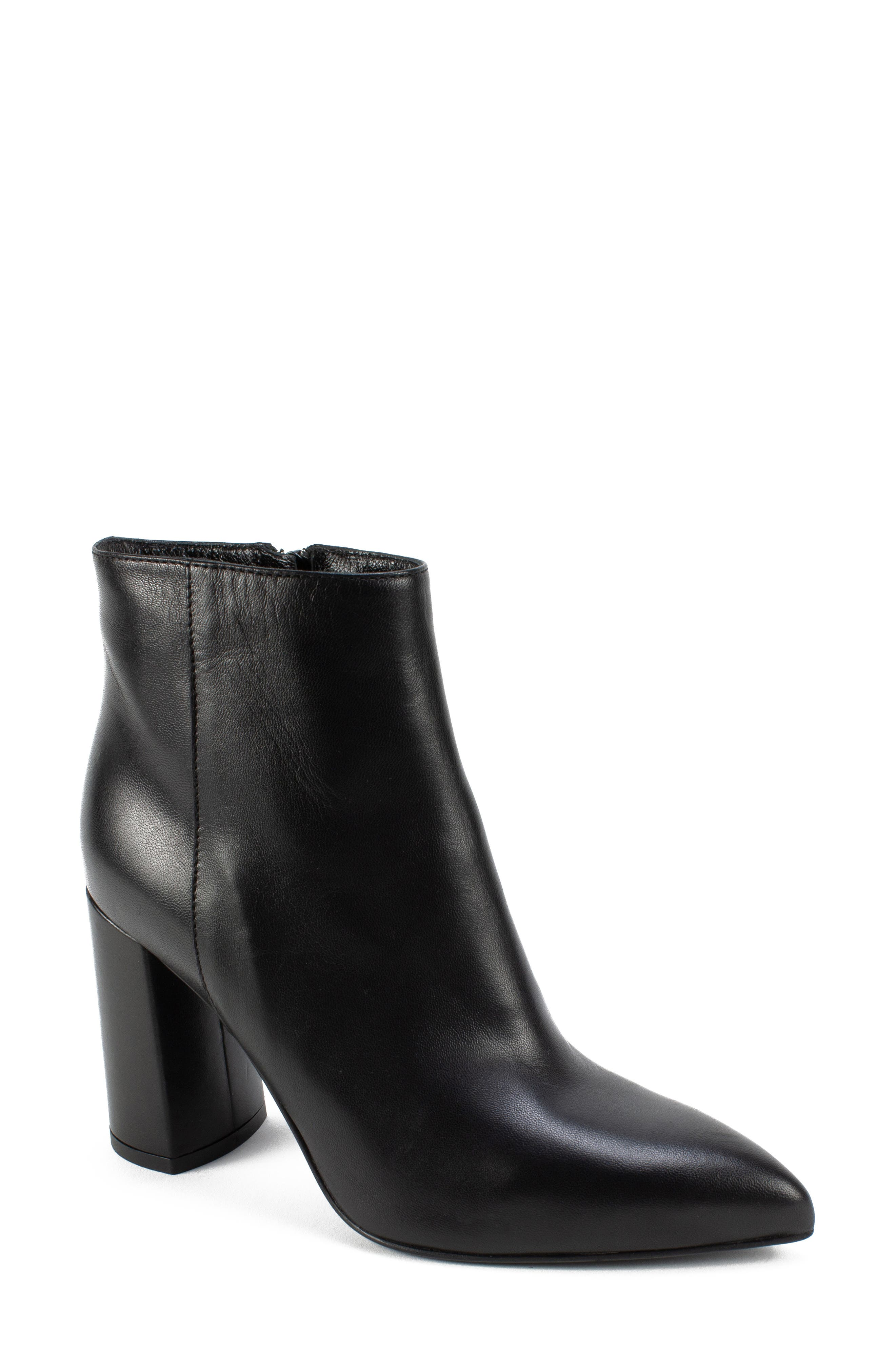 Summit By White Mountain Lindsey Bootie Black