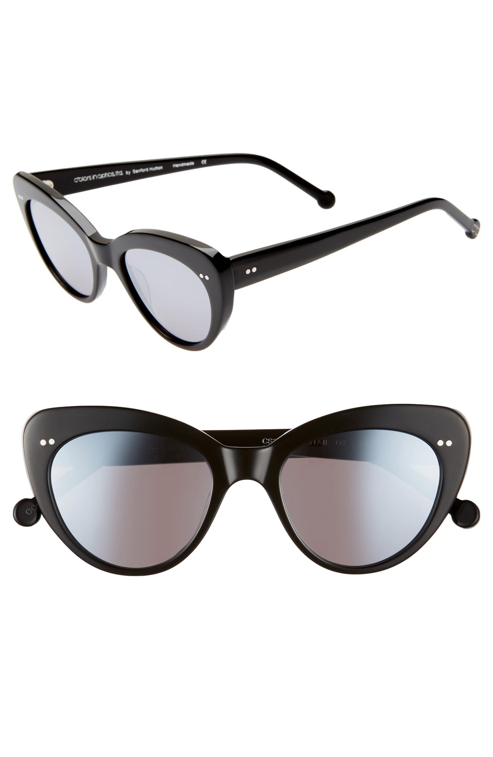 4ed643e9eb5 Colors In Optics Lolita 51mm Gradient Lens Cat Eye Sunglasses ...