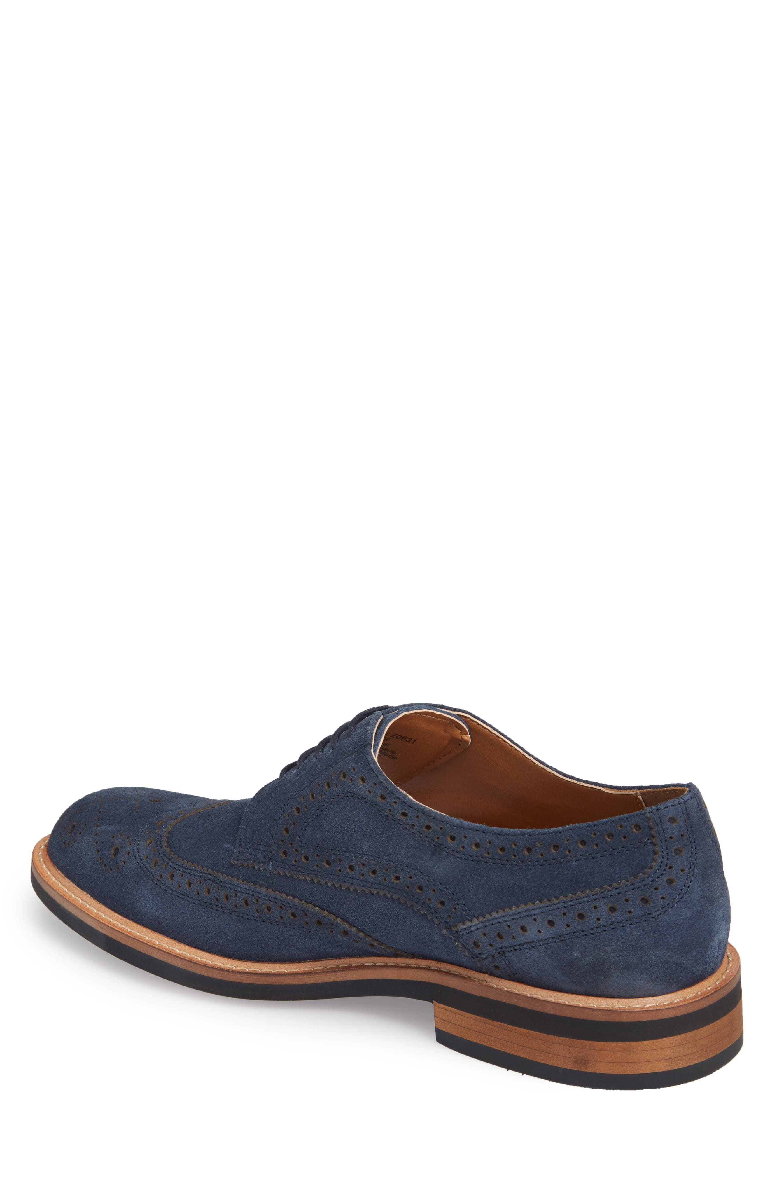 Kenneth Cole Reaction Wingtip,                             Alternate thumbnail 7, color,