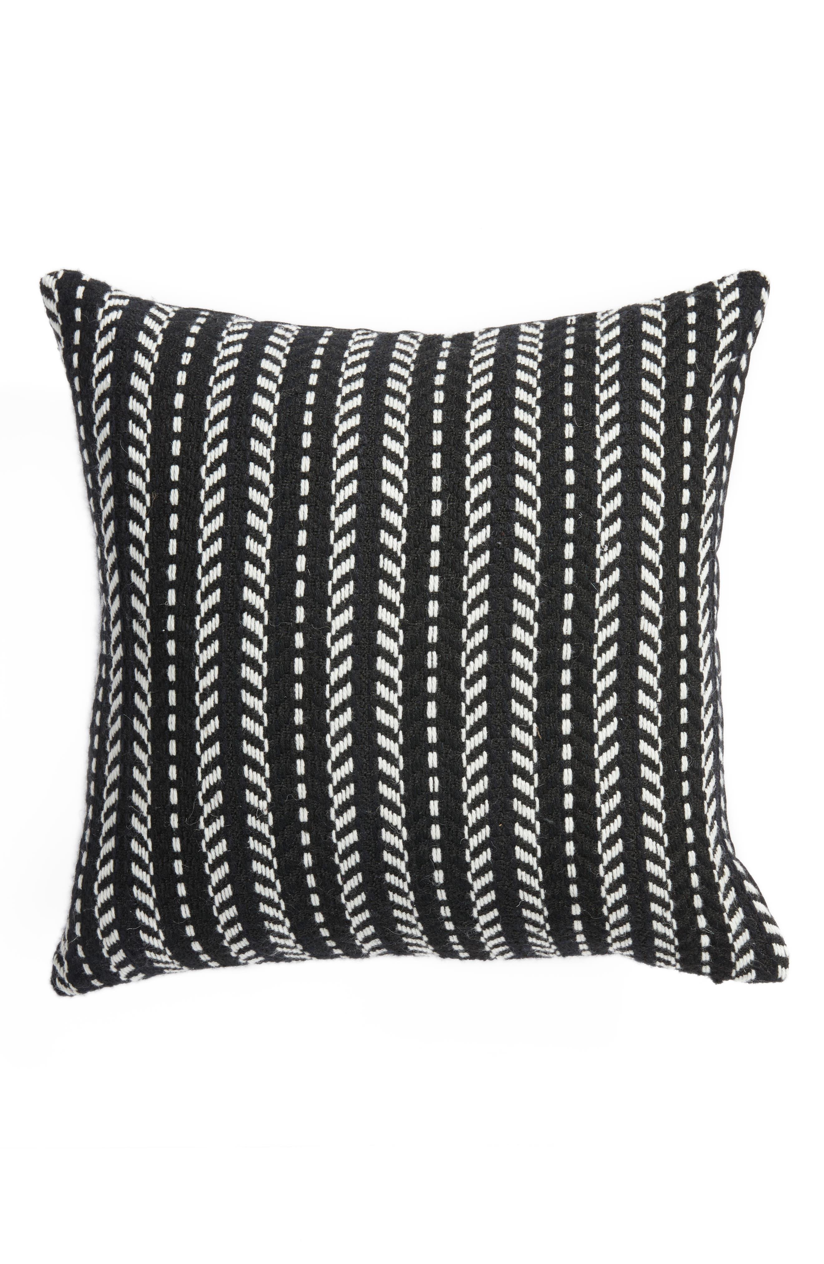Moroccan Woven Pillow,                         Main,                         color,