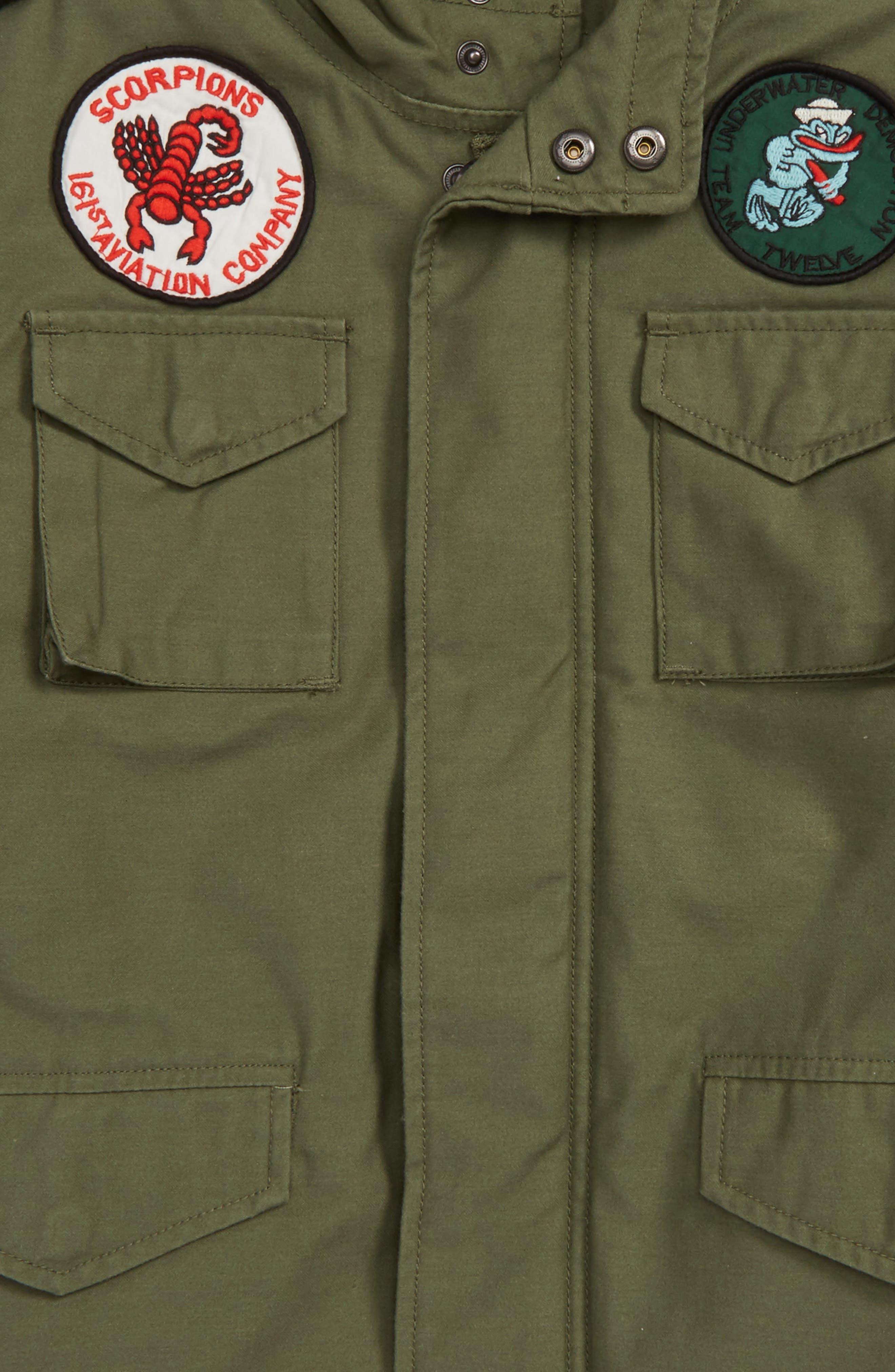 M-65 Noah Field Jacket,                             Alternate thumbnail 2, color,                             304