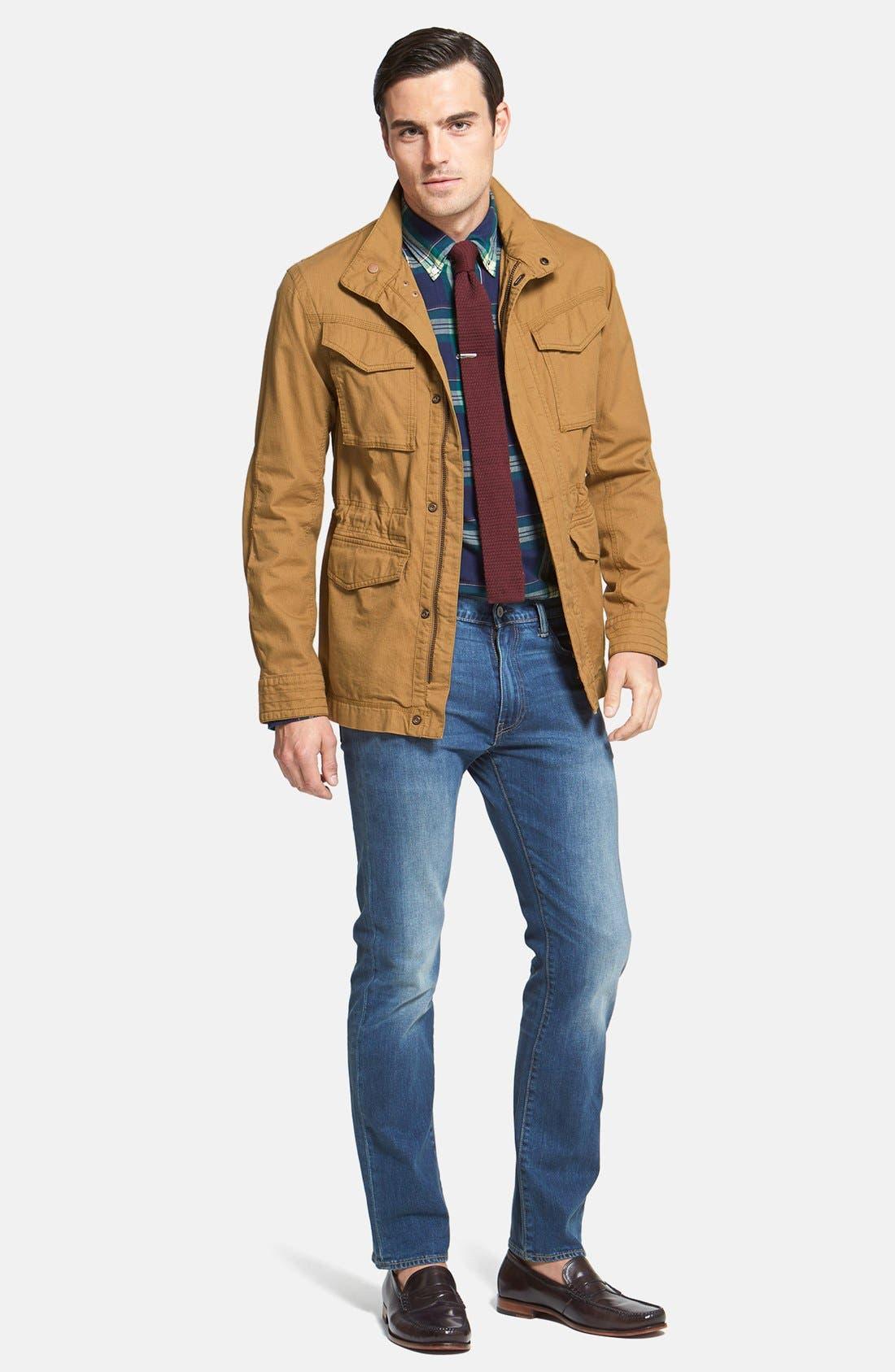 'Abington' Field Jacket,                             Alternate thumbnail 6, color,                             205