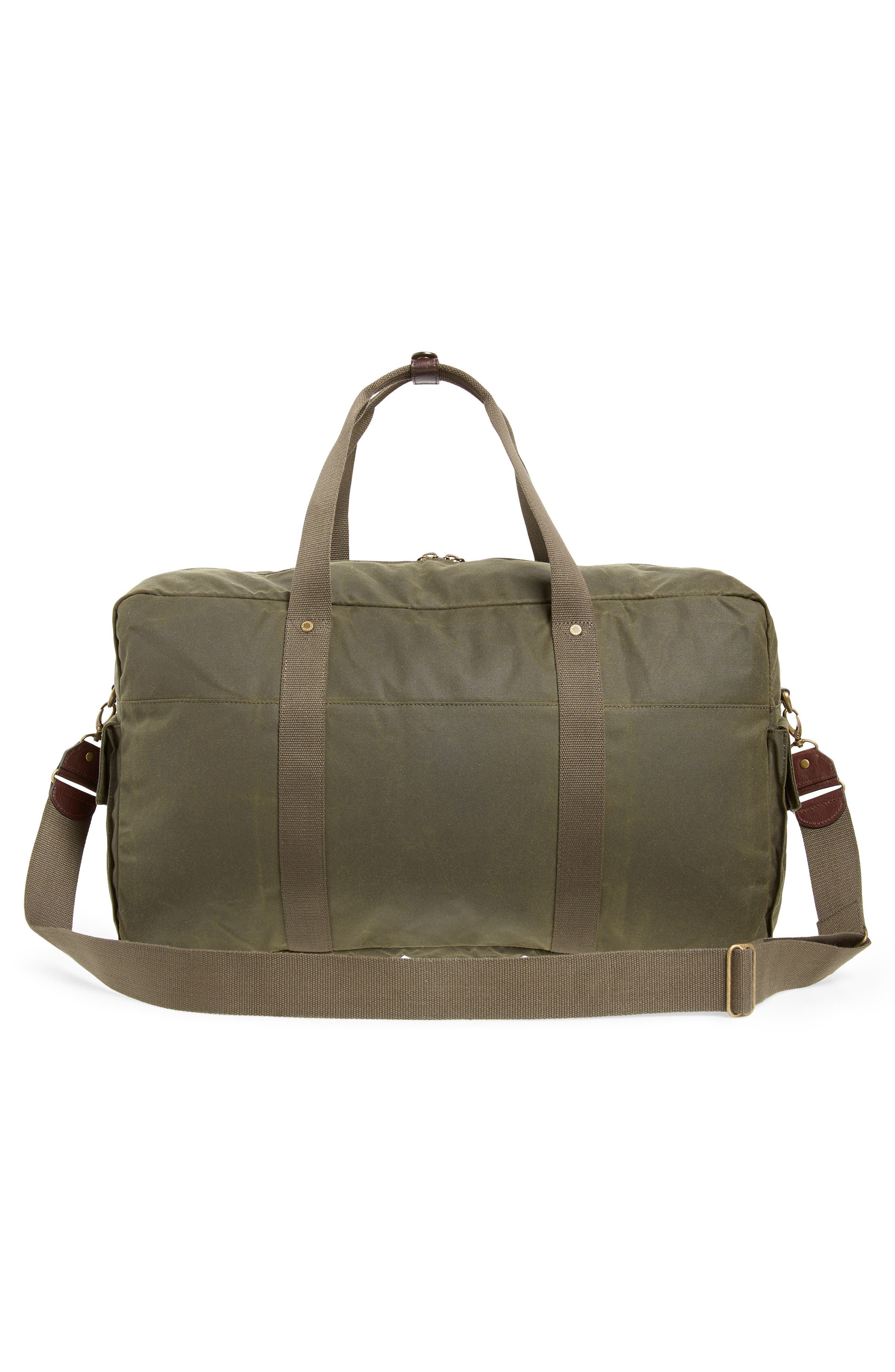 Oakwell Duffel Bag,                             Alternate thumbnail 3, color,                             ARCHIVE OLIVE
