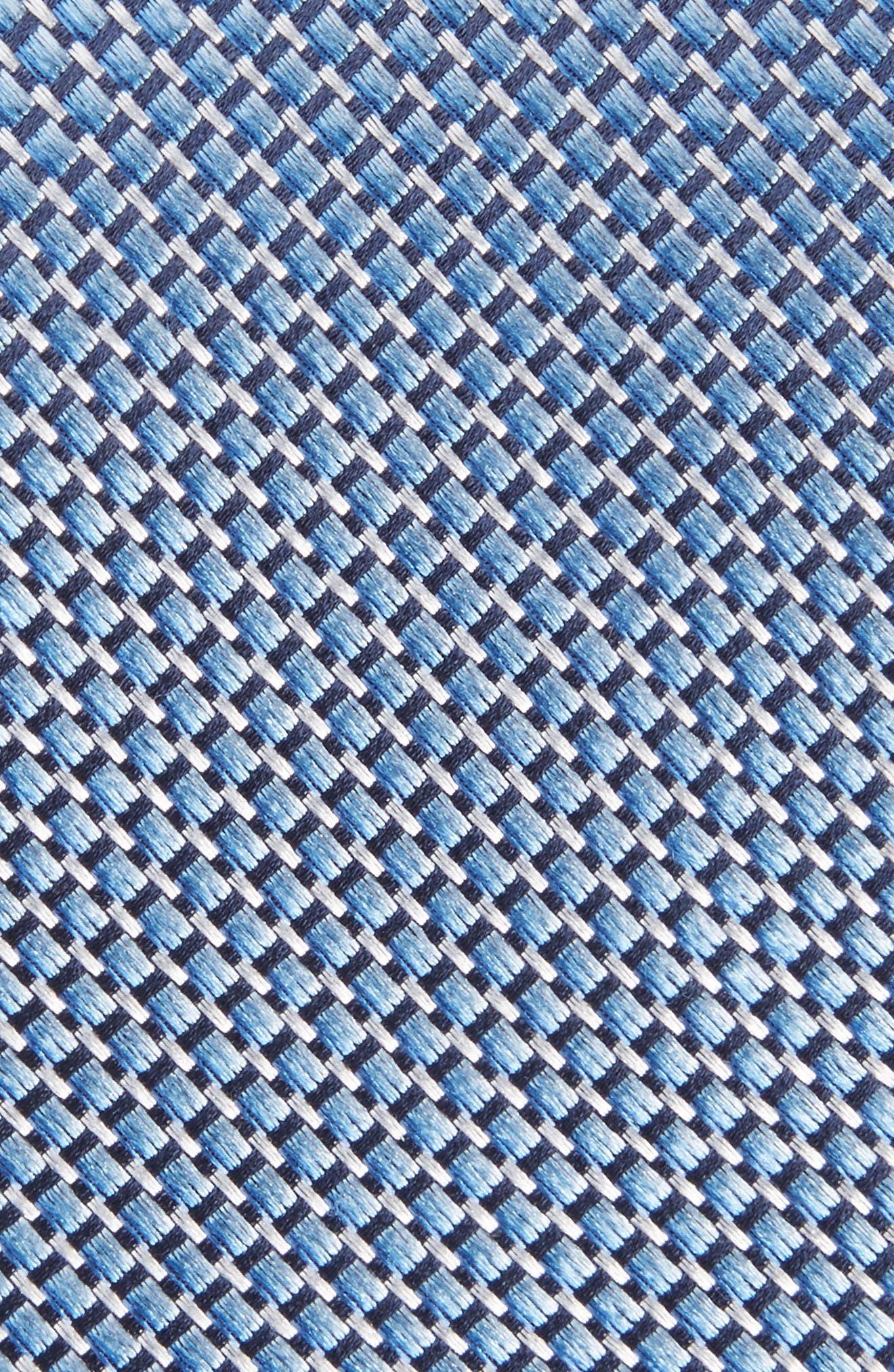 Iris Solid Silk Skinny Tie,                             Alternate thumbnail 8, color,