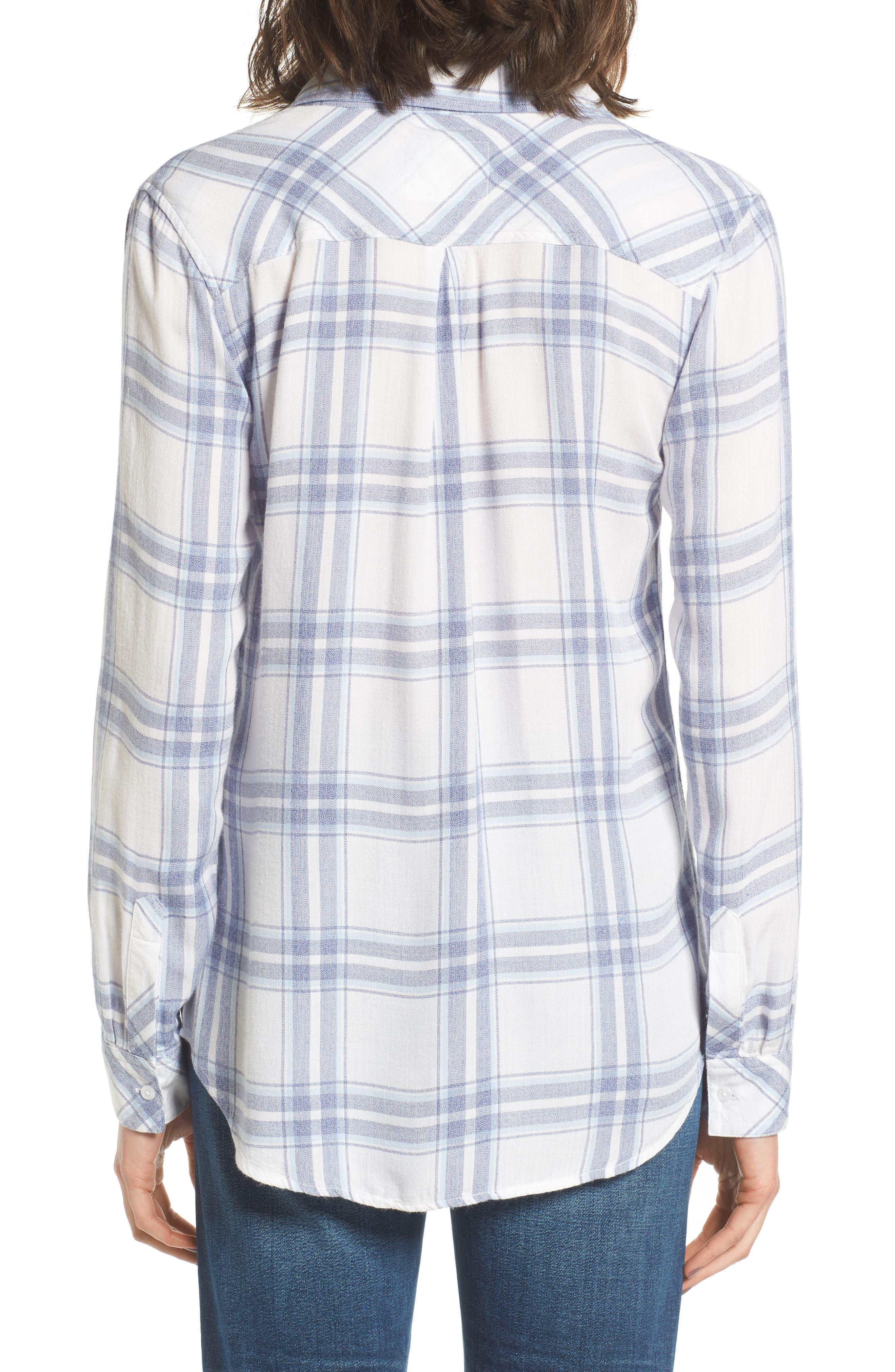 Hunter Plaid Shirt,                             Alternate thumbnail 243, color,