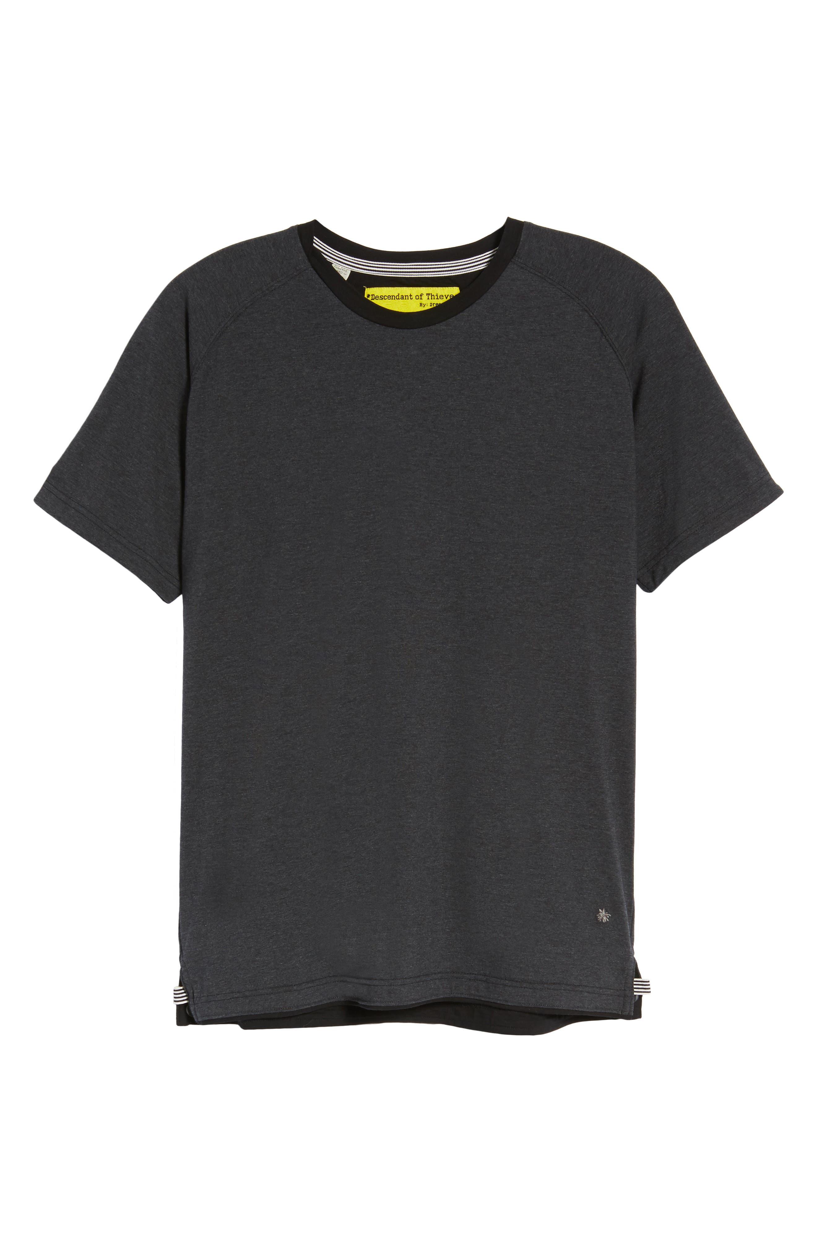 Cloud Soft T-Shirt,                             Alternate thumbnail 6, color,                             020