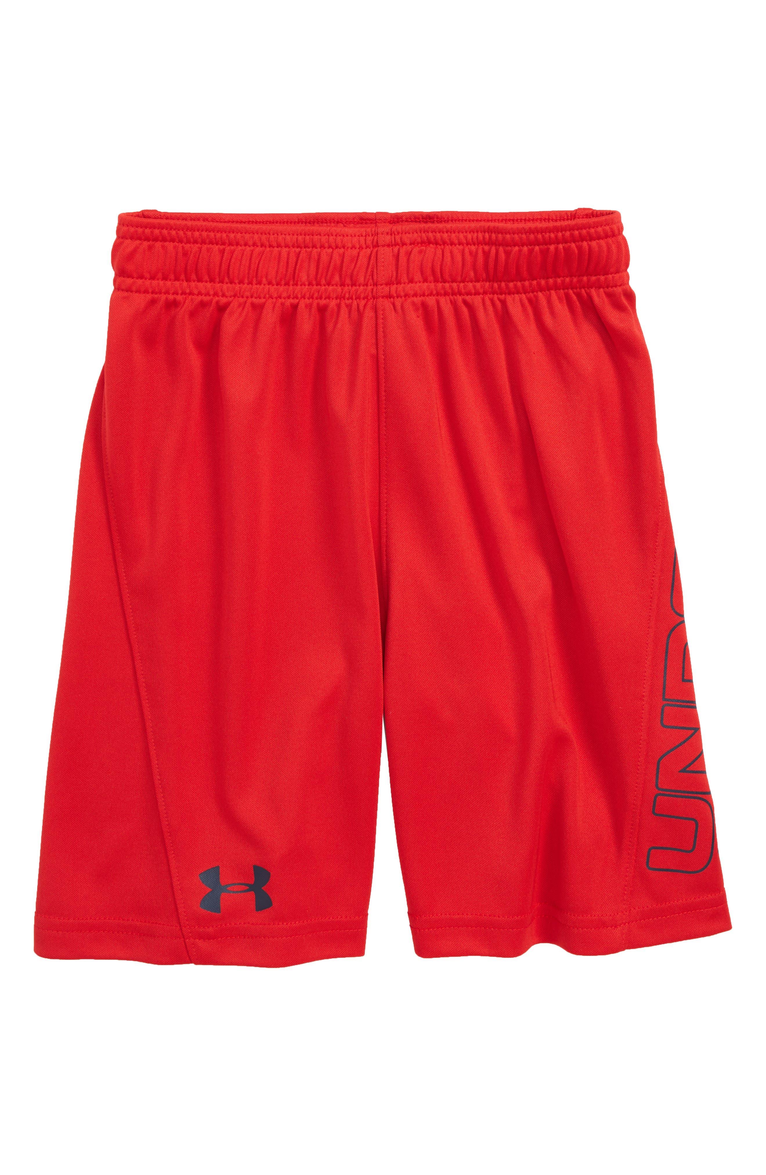 Kick Off HeatGear<sup>®</sup> Shorts,                             Main thumbnail 2, color,