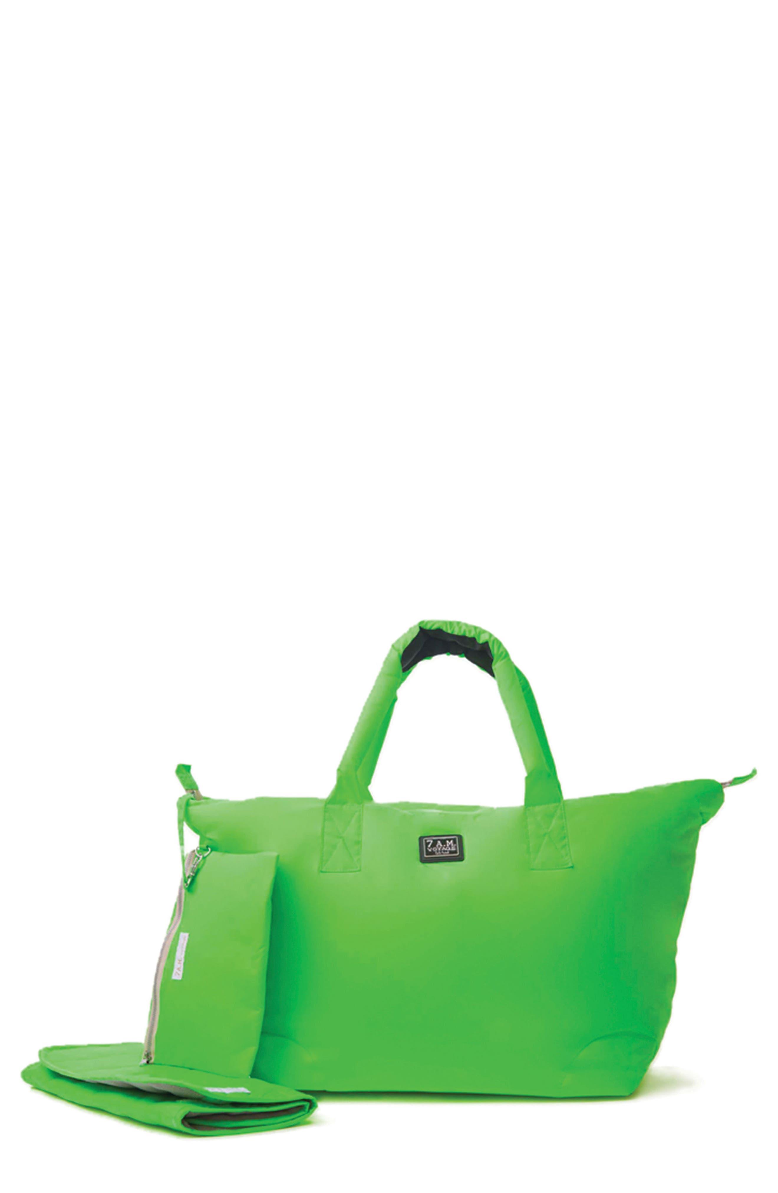 Roma Water Repellent Diaper Bag,                             Main thumbnail 5, color,