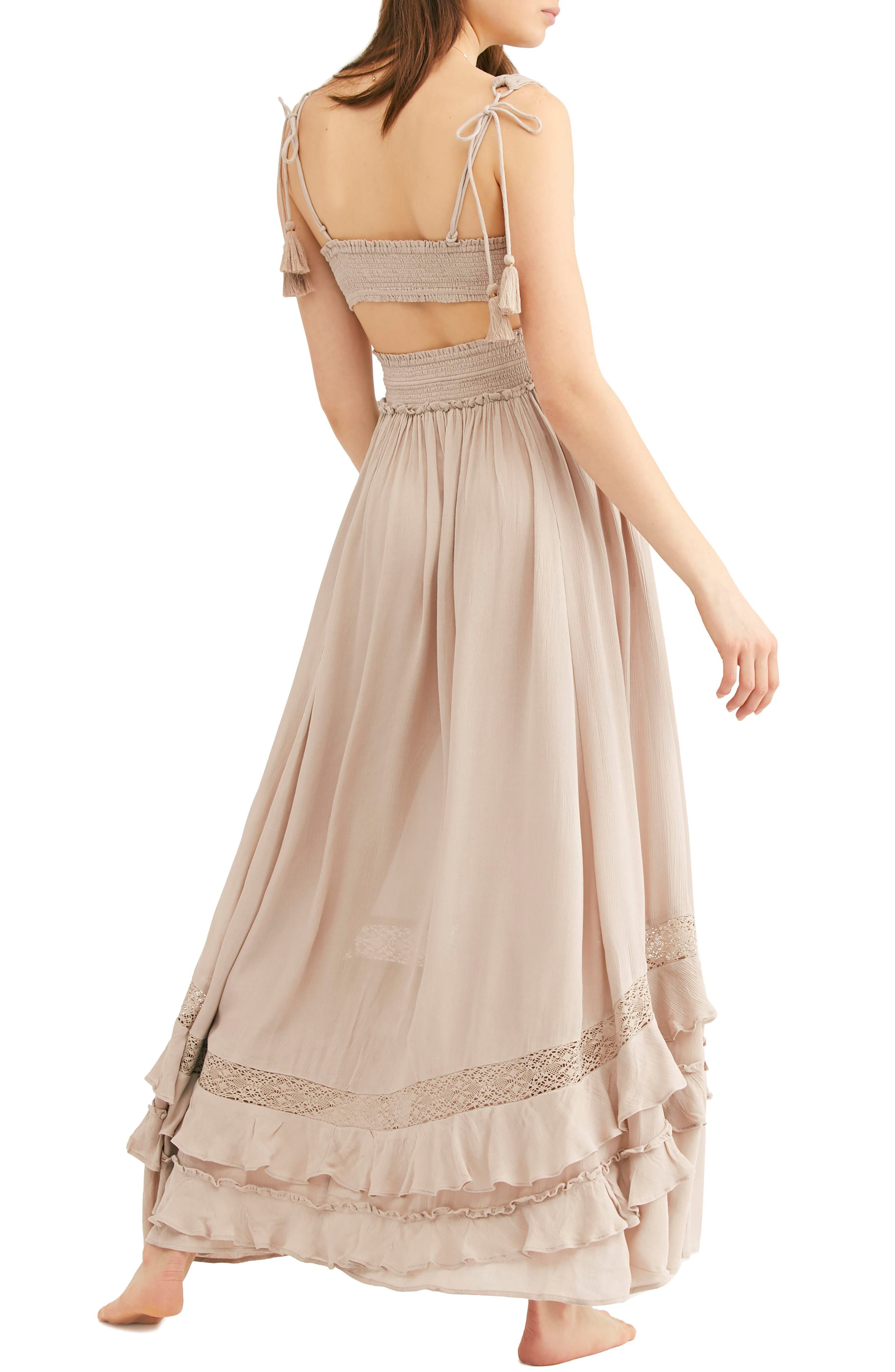 FREE PEOPLE,                             Endless Summer by Free People Santa Maria Maxi Dress,                             Alternate thumbnail 2, color,                             250