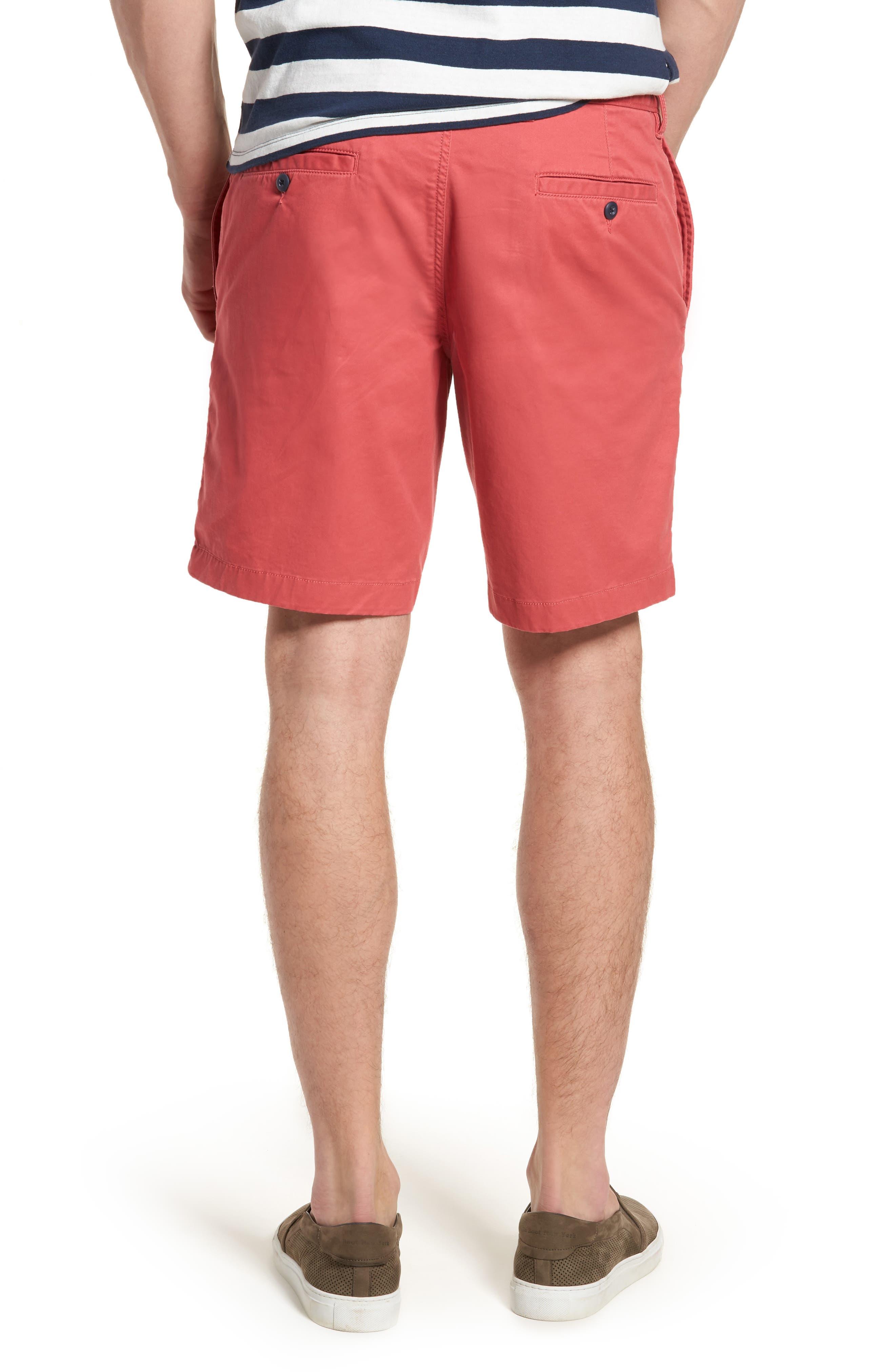 Ballard Slim Fit Stretch Chino 9-Inch Shorts,                             Alternate thumbnail 23, color,