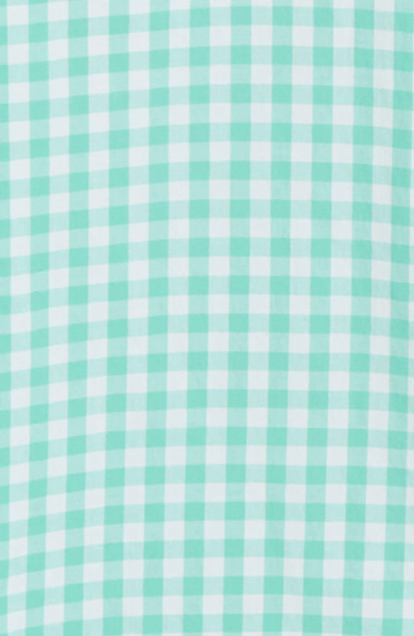 Carleton Gingham Shirt,                             Alternate thumbnail 4, color,