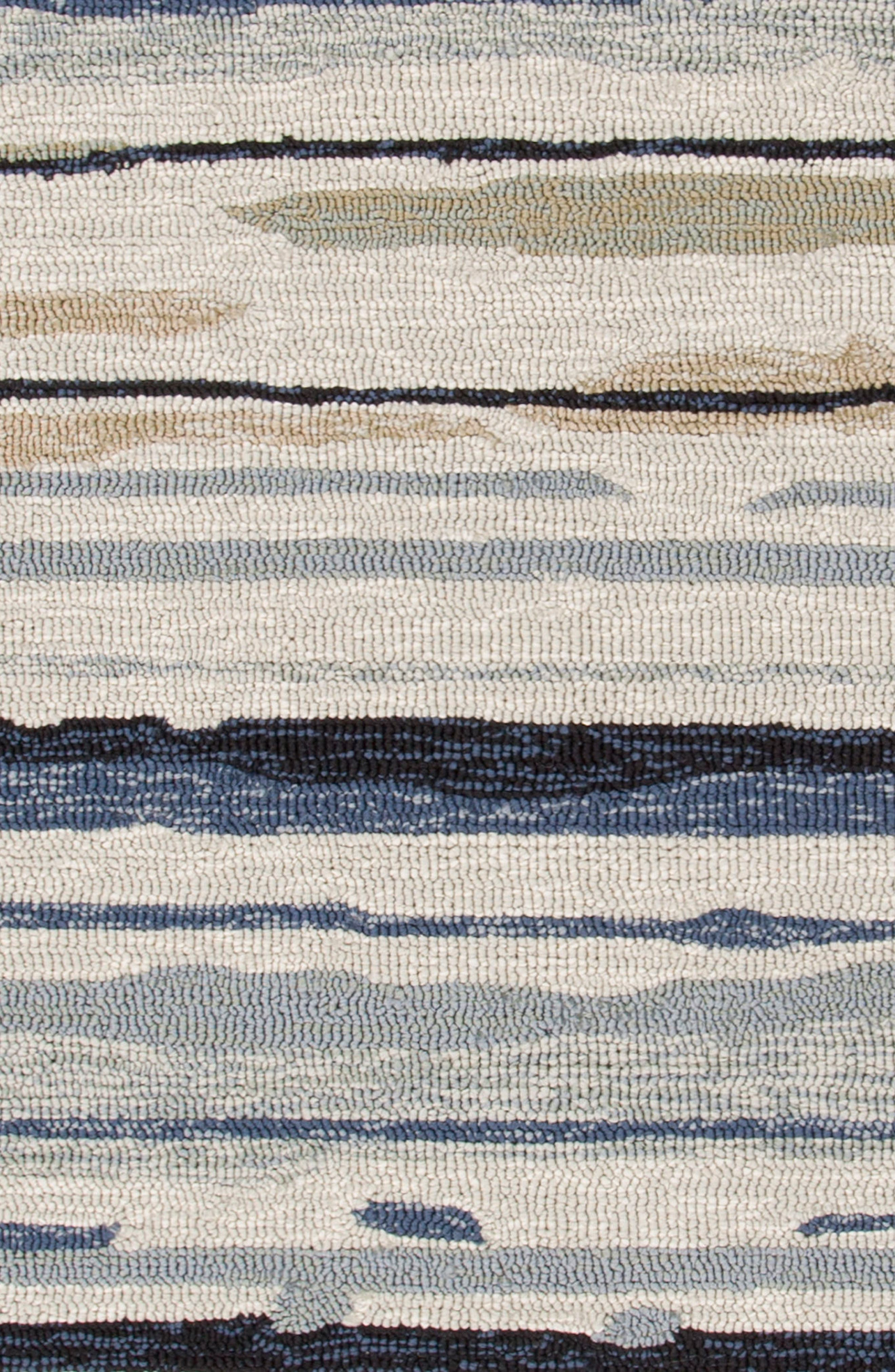 Spa Indoor/Outdoor Rug,                             Alternate thumbnail 4, color,                             NATURAL/ IVORY