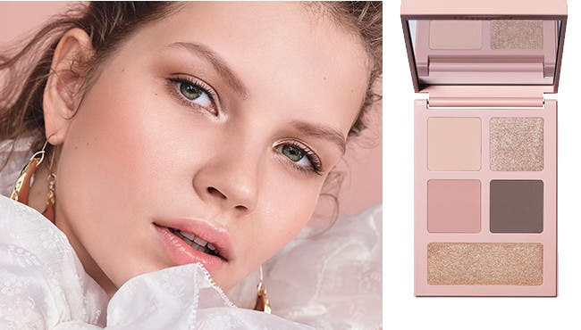 Pretty in pink: Makeup from the Bobbi Brown x Ulla Johnson collection.