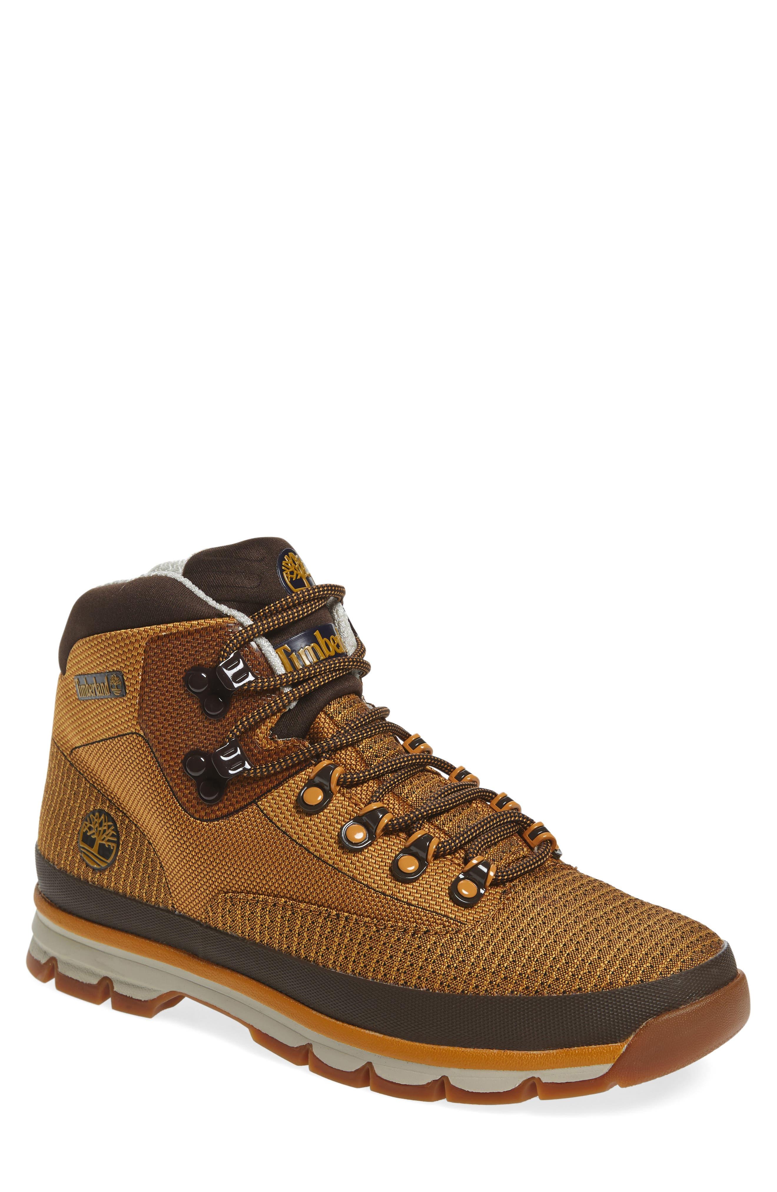 Euro Hiker Boot,                         Main,                         color, 210