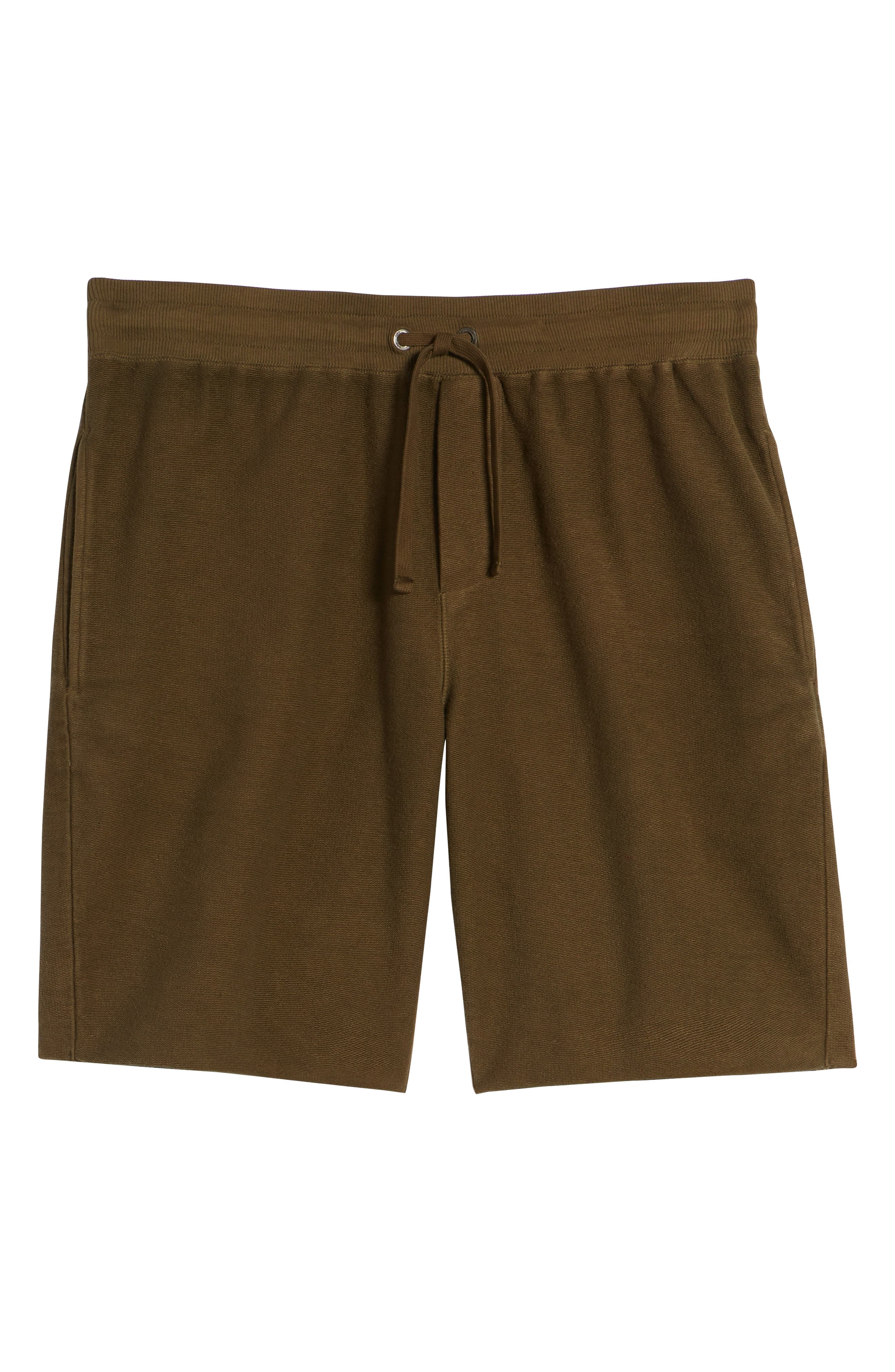 THE RAIL,                             Reverse Terry Shorts,                             Alternate thumbnail 6, color,                             315