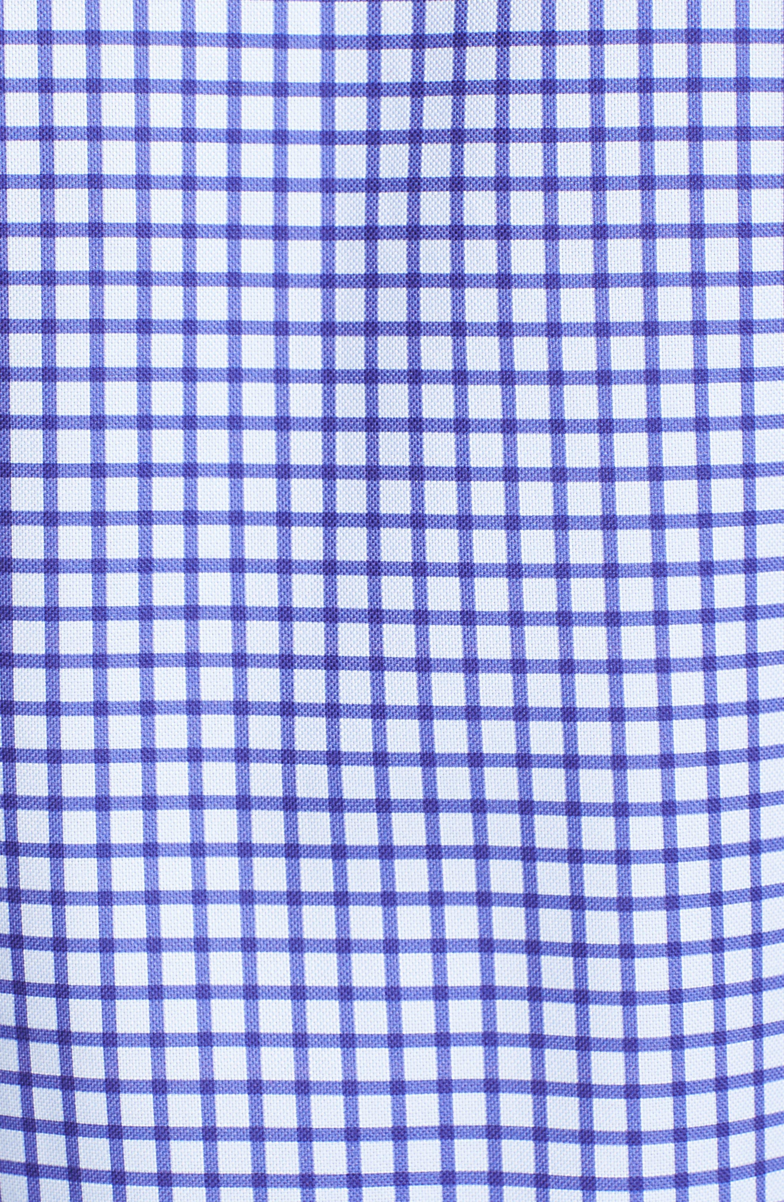 Classic Fit Check Sport Shirt,                             Alternate thumbnail 5, color,                             513