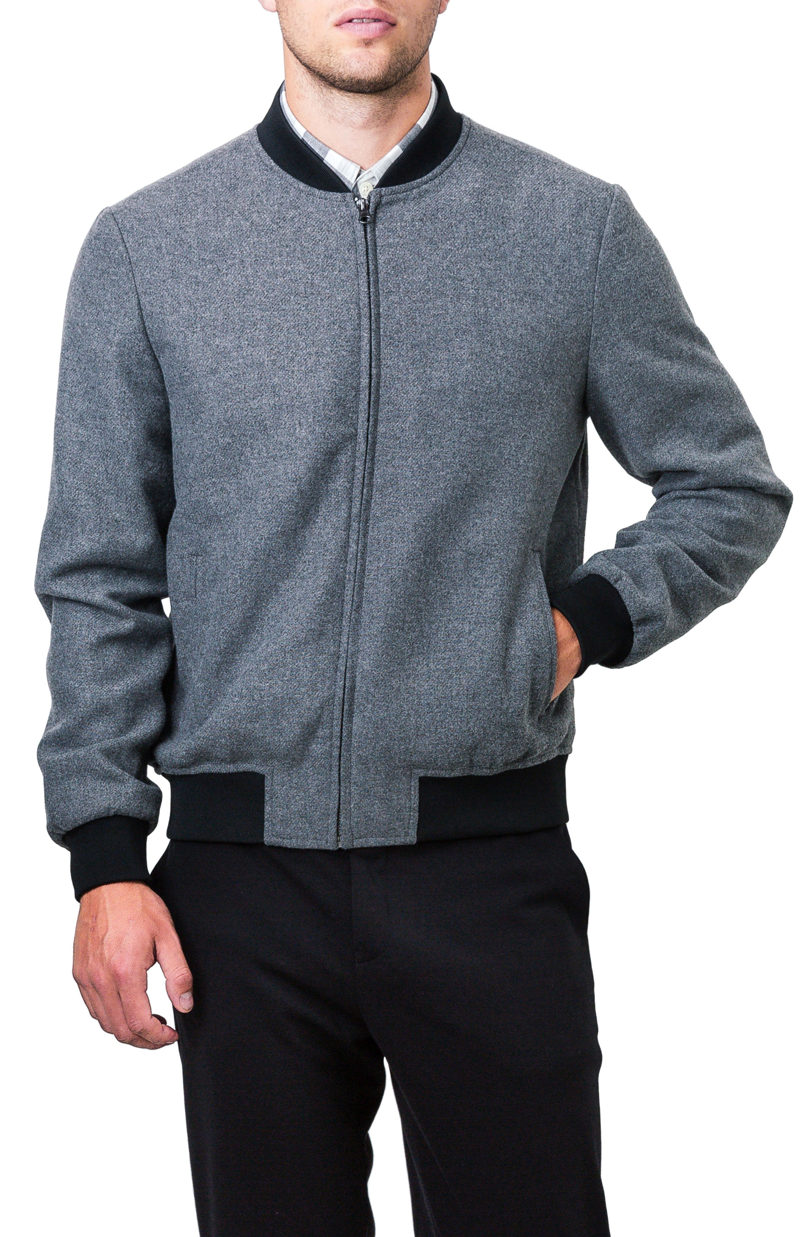 Aether Bomber Jacket,                             Main thumbnail 2, color,