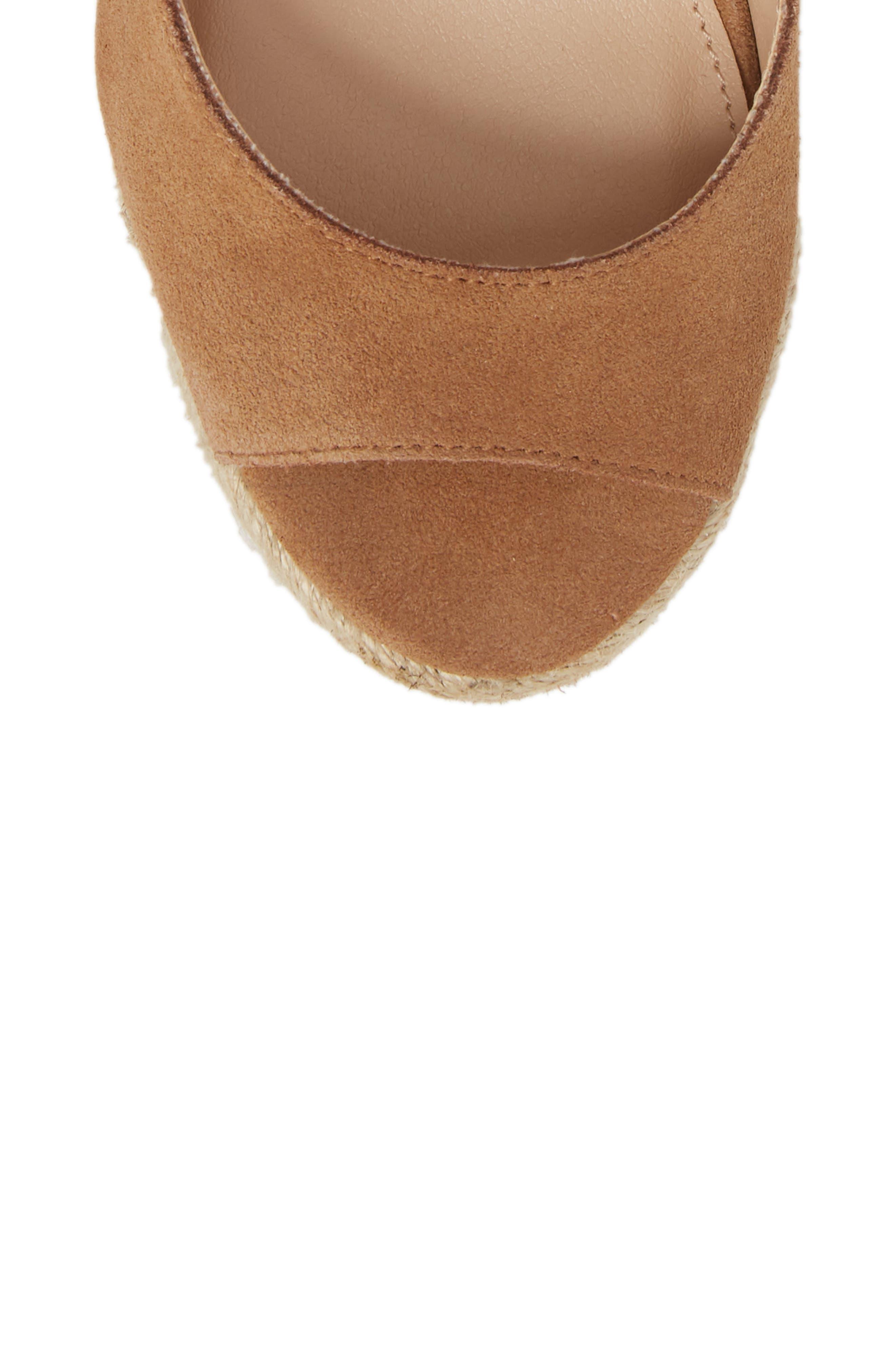 Secret Wedge Wraparound Sandal,                             Alternate thumbnail 10, color,