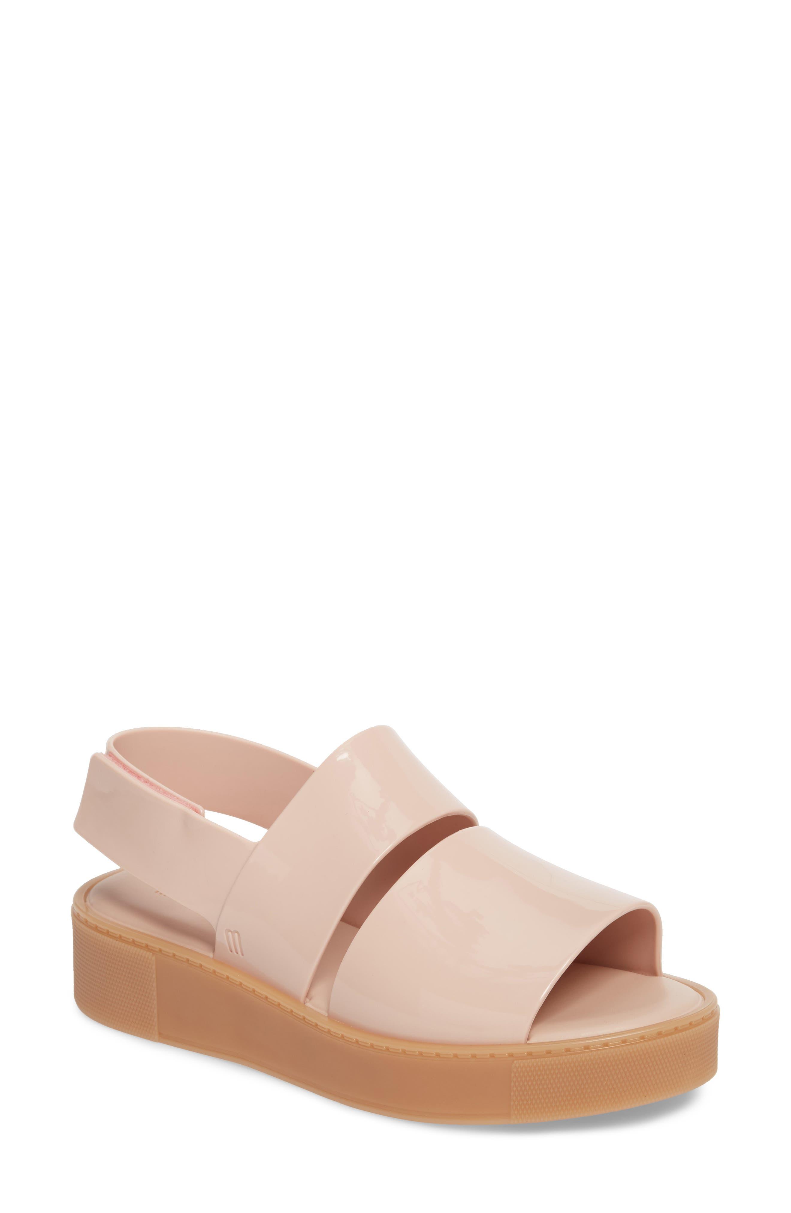 Soho Platform Sandal,                             Main thumbnail 2, color,