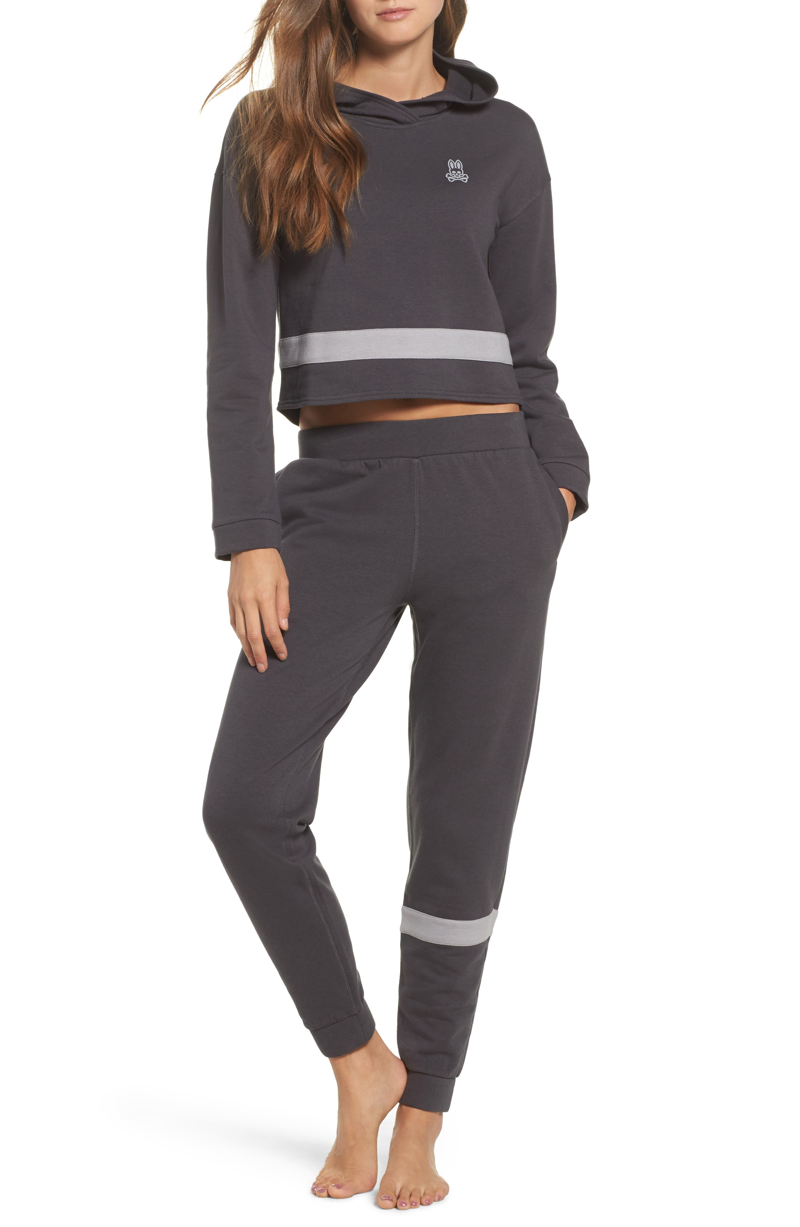 Comfy Lounge Hoodie,                             Alternate thumbnail 7, color,                             020