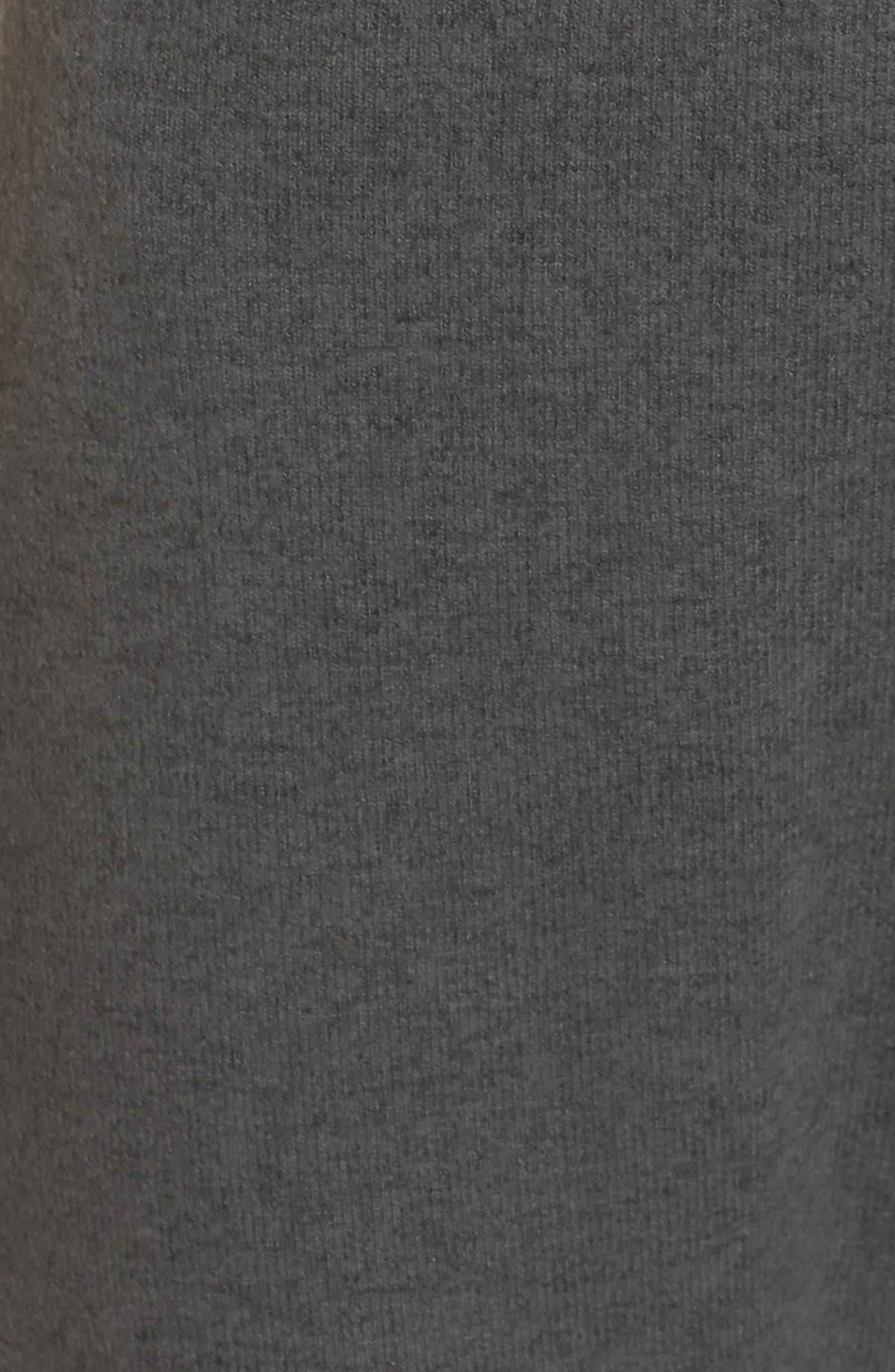 Hacci Lounge Jumpsuit,                             Alternate thumbnail 5, color,                             021