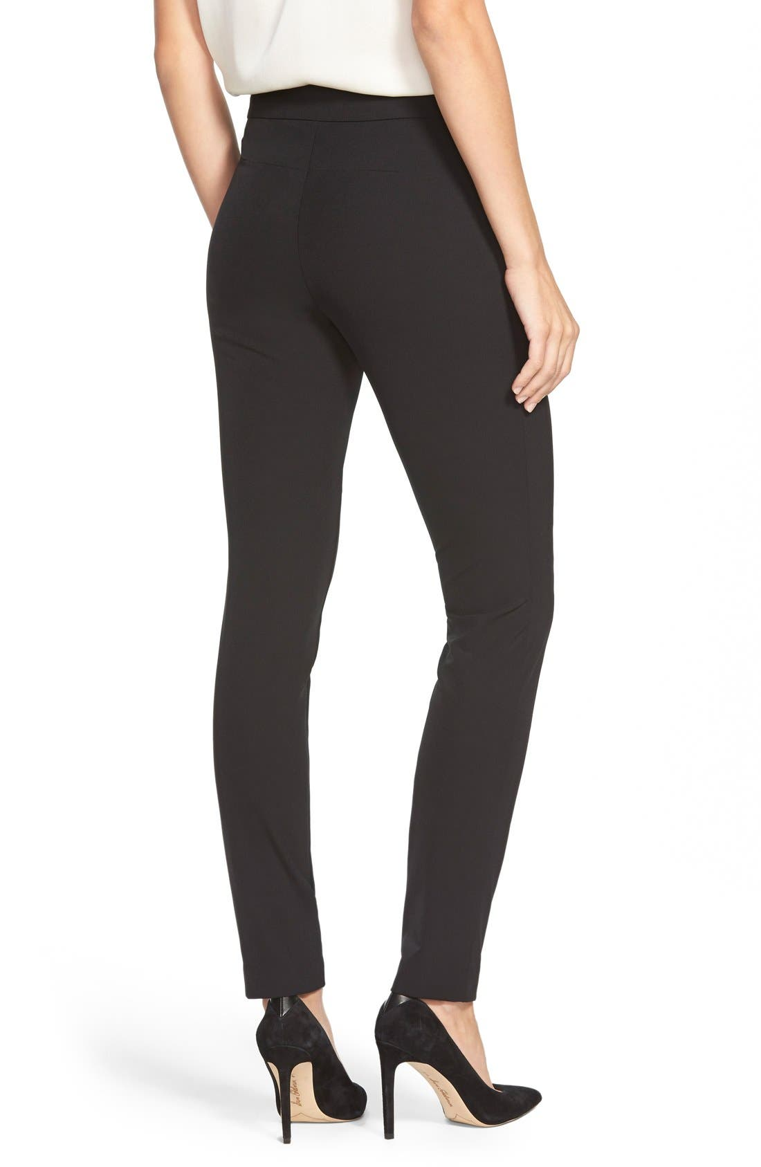 'Jacqueline' Leggings,                             Alternate thumbnail 3, color,                             001
