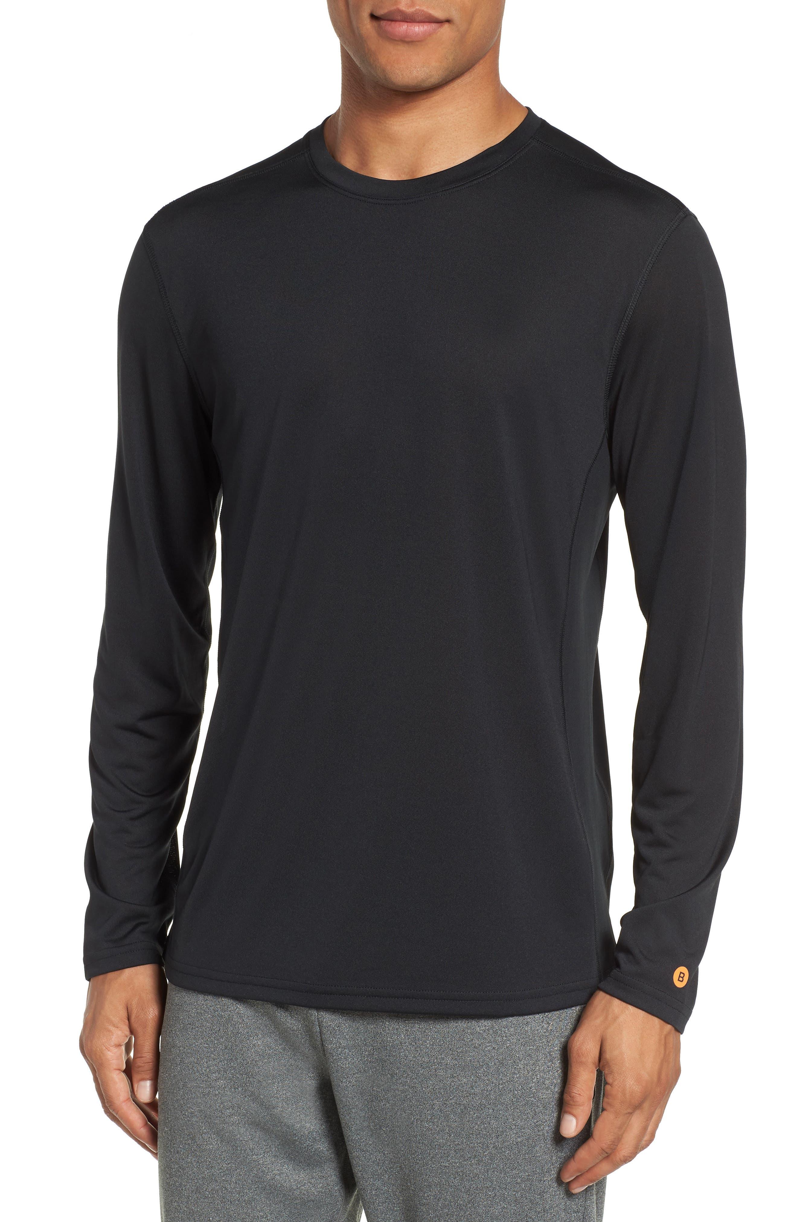 Goodsport T-Shirt,                         Main,                         color, JET BLACK