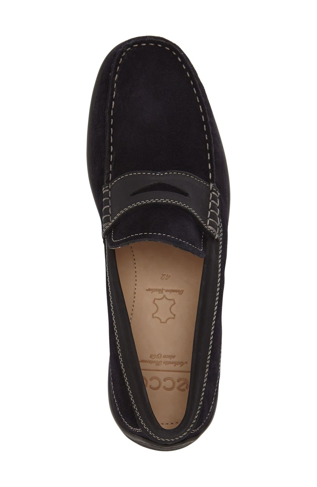 'Classic Moc 2.0' Penny Loafer,                             Alternate thumbnail 14, color,