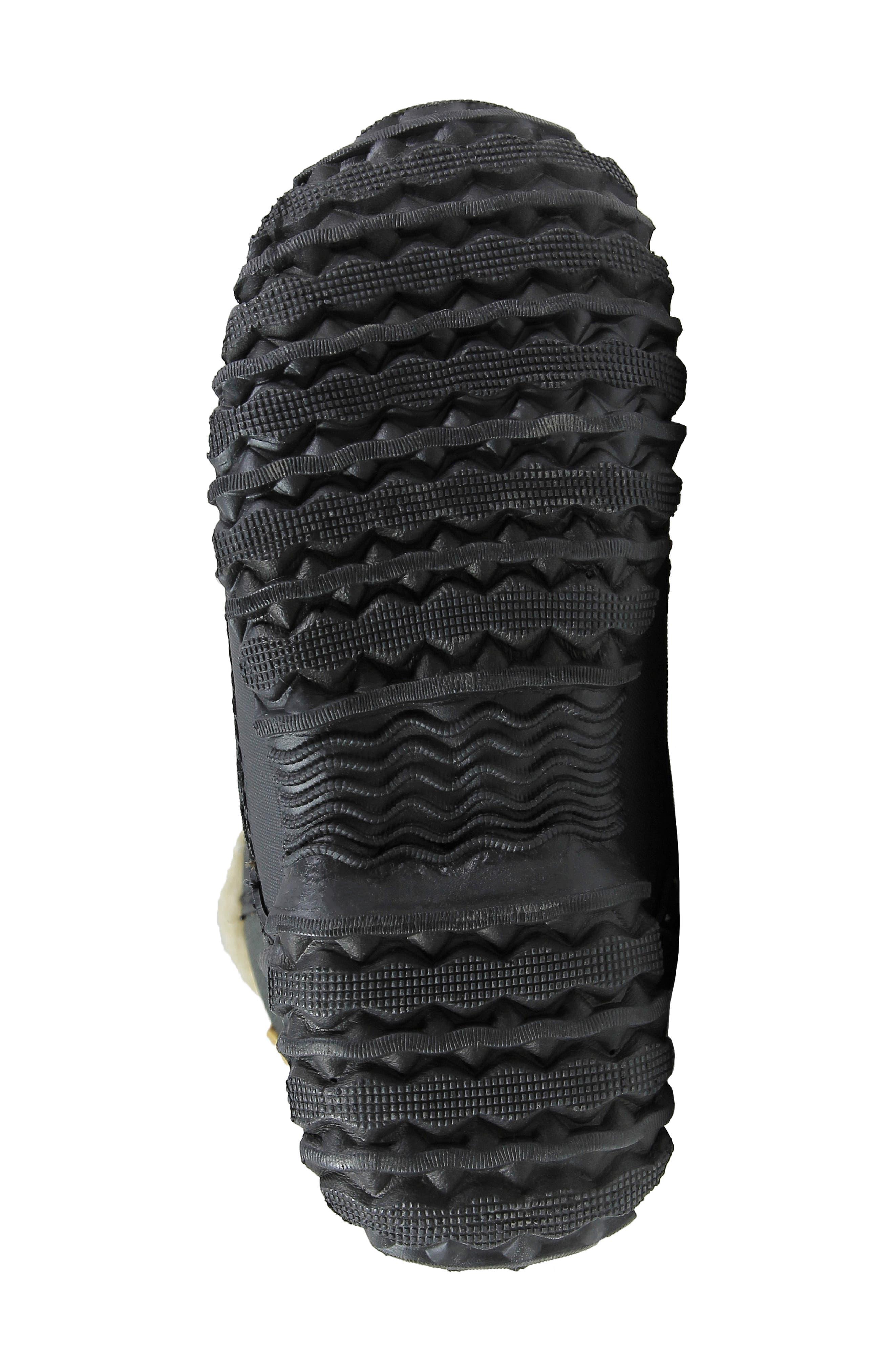 Skyler Faux Fur Insulated Waterproof Boot,                             Alternate thumbnail 16, color,