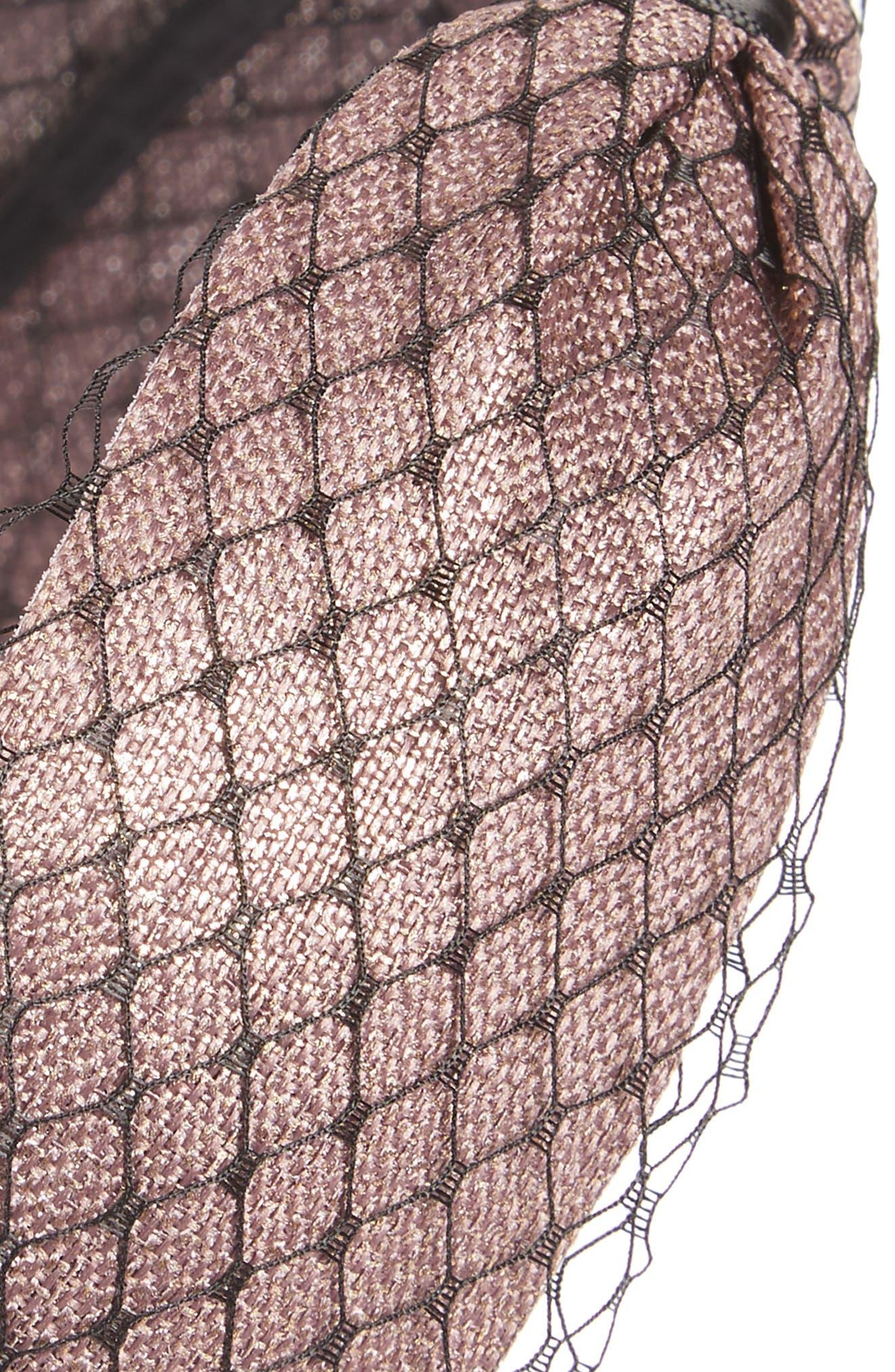 Mesh Headband,                             Alternate thumbnail 5, color,