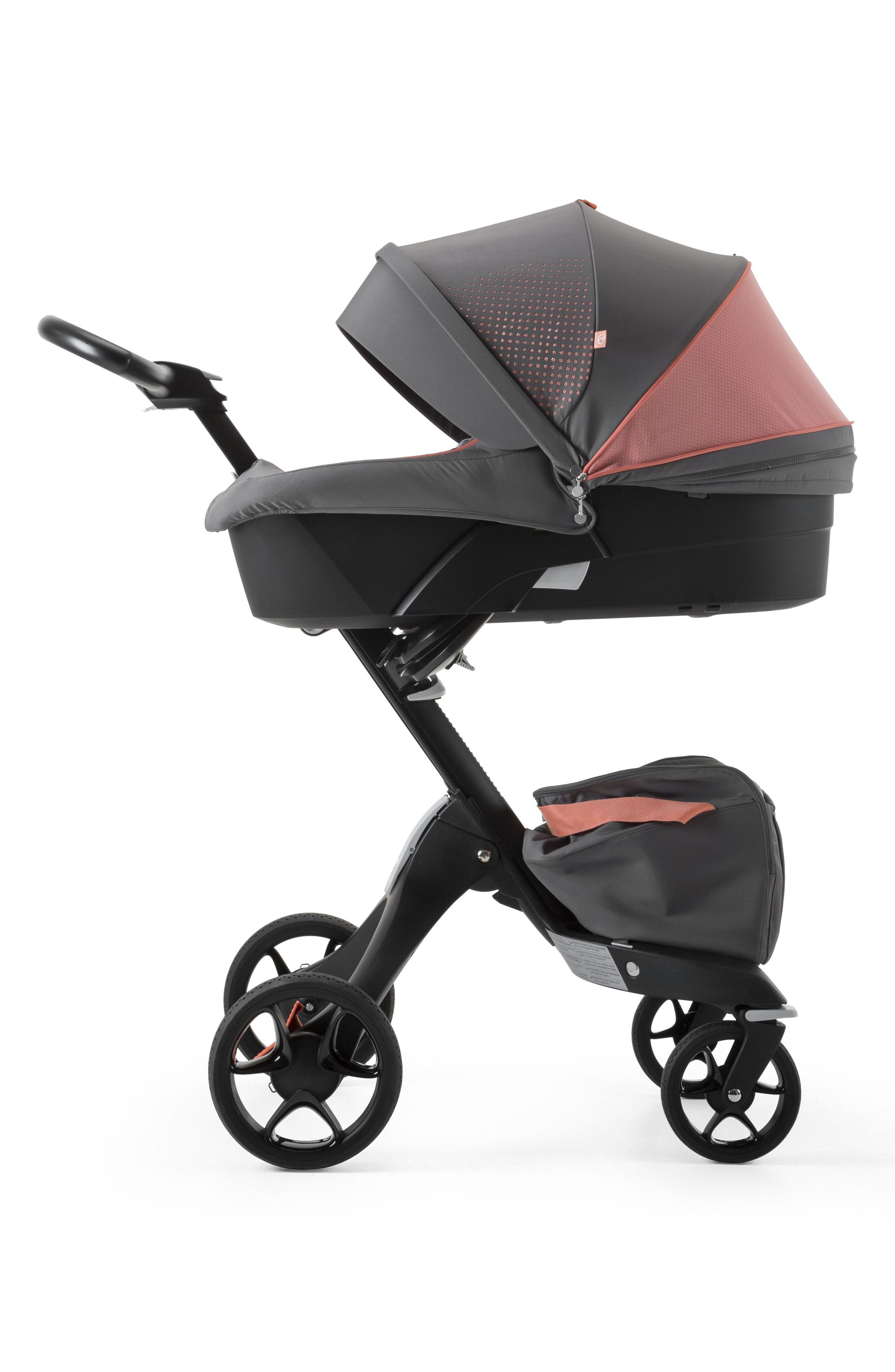 Xplory<sup>®</sup> Athleisure Stroller Carry Cot Attachment,                             Main thumbnail 2, color,