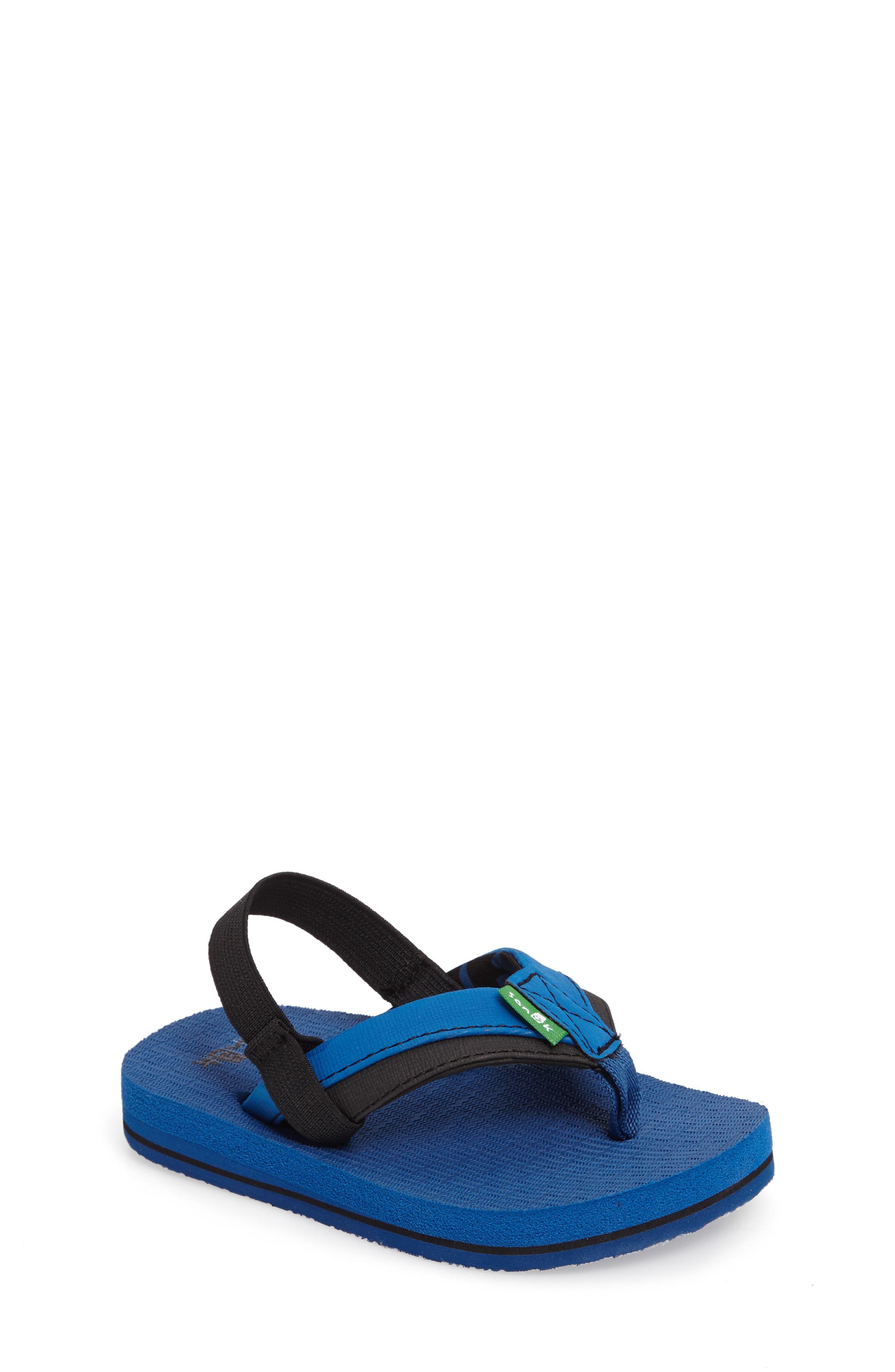 'Rootbeer Cozy' Lightweight Flip Flop Sandal,                             Main thumbnail 2, color,