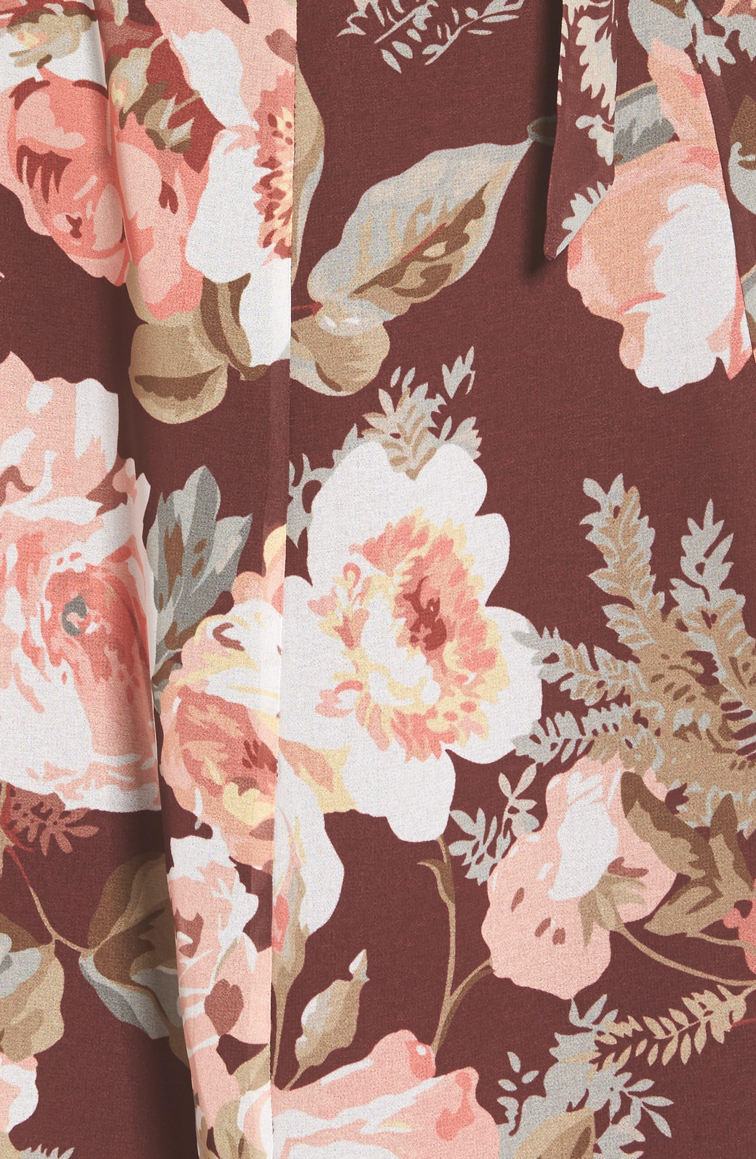 Deluth Off the Shoulder Dress,                             Alternate thumbnail 10, color,